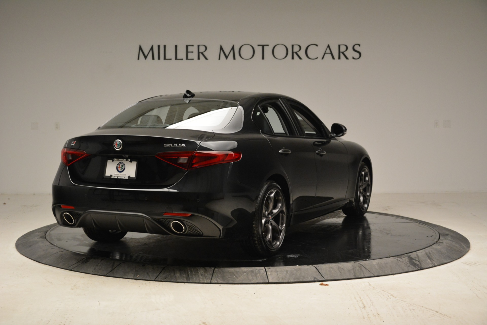 New 2019 Alfa Romeo Giulia Ti Sport Q4 For Sale In Westport, CT 2823_p7