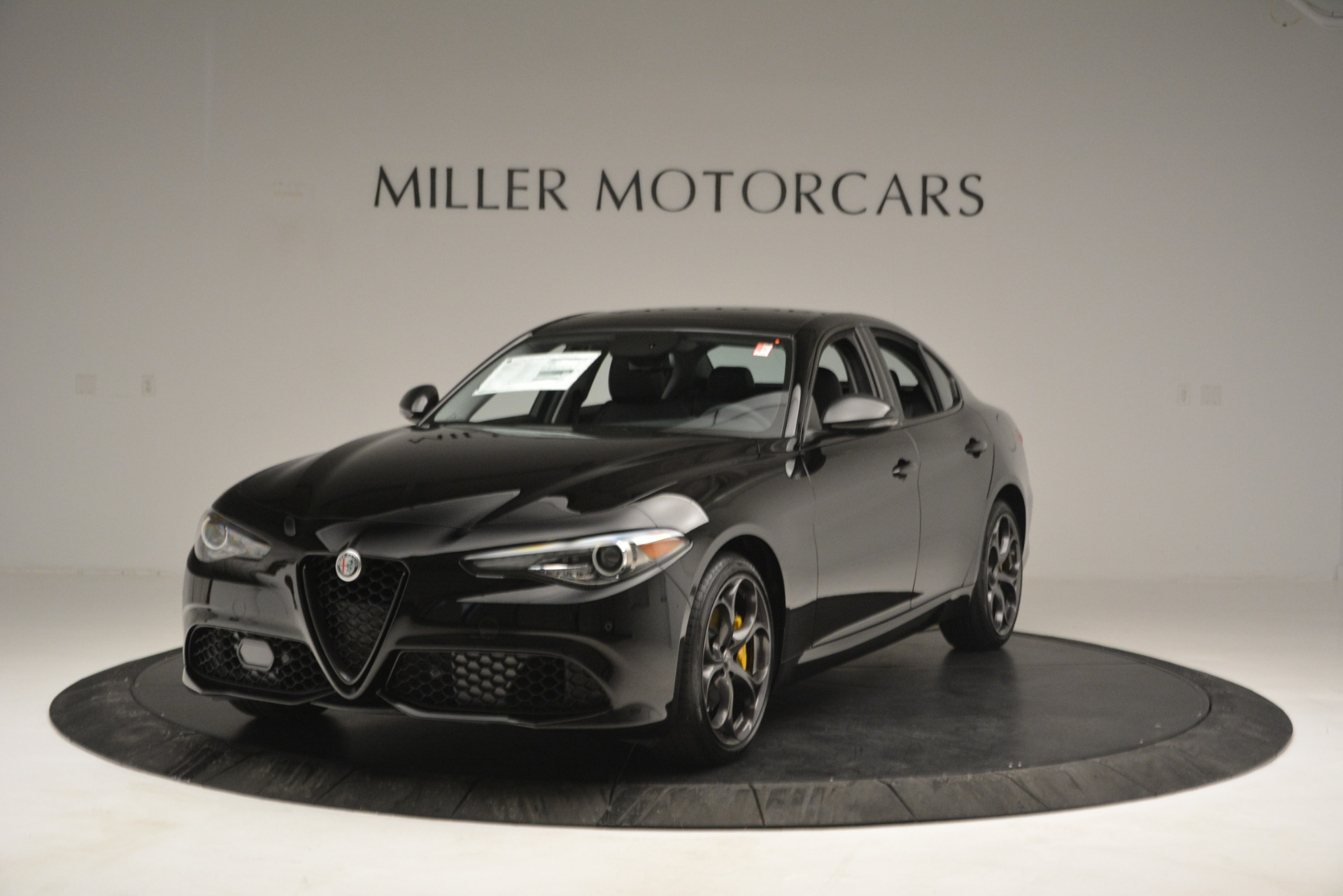 New 2019 Alfa Romeo Giulia Ti Sport Q4 For Sale In Westport, CT 2825_main