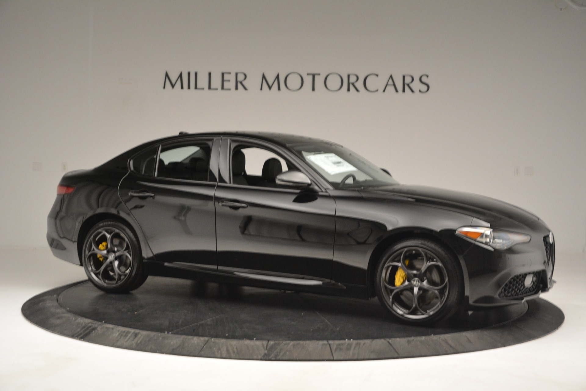 New 2019 Alfa Romeo Giulia Ti Sport Q4 For Sale In Westport, CT 2825_p10