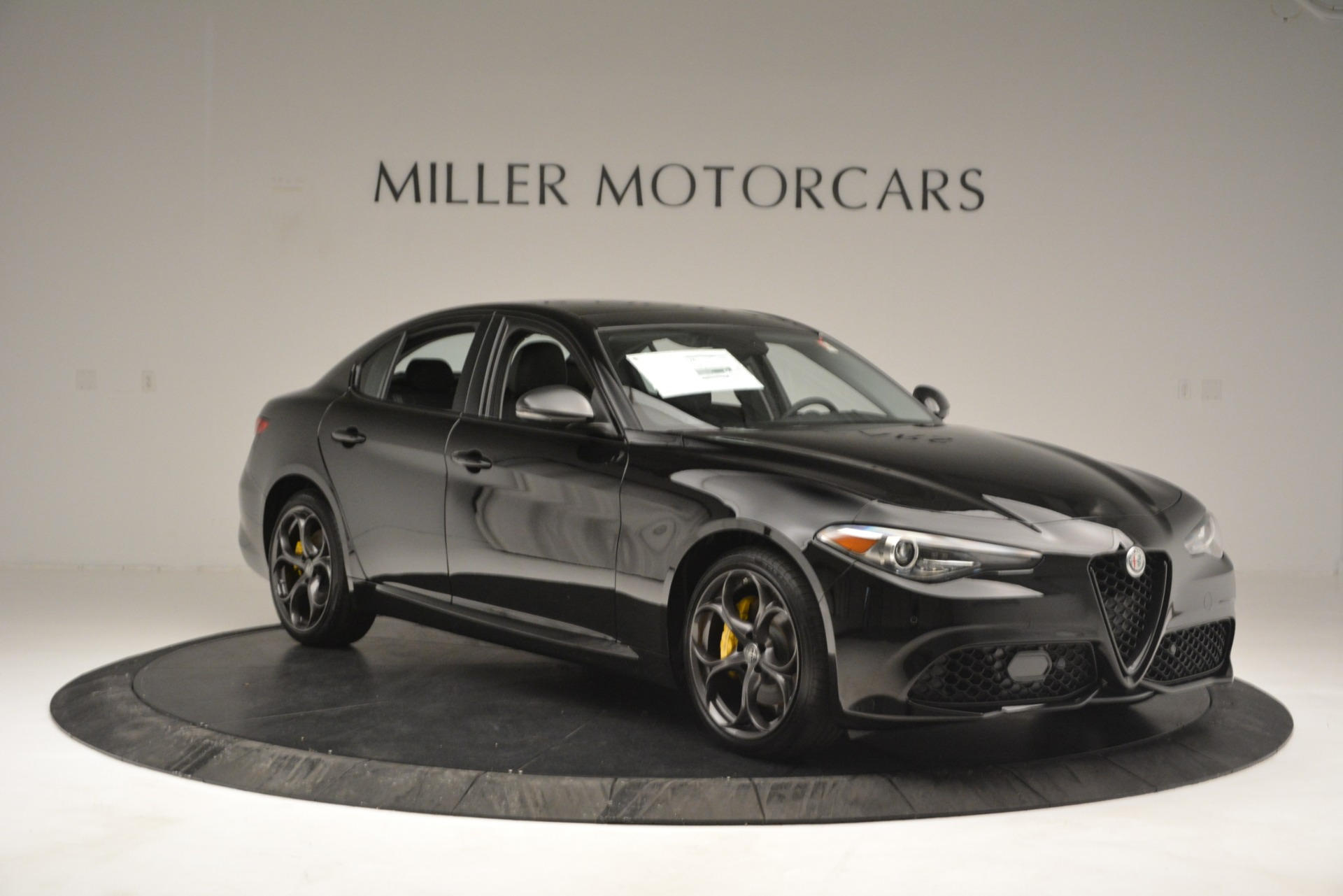 New 2019 Alfa Romeo Giulia Ti Sport Q4 For Sale In Westport, CT 2825_p11