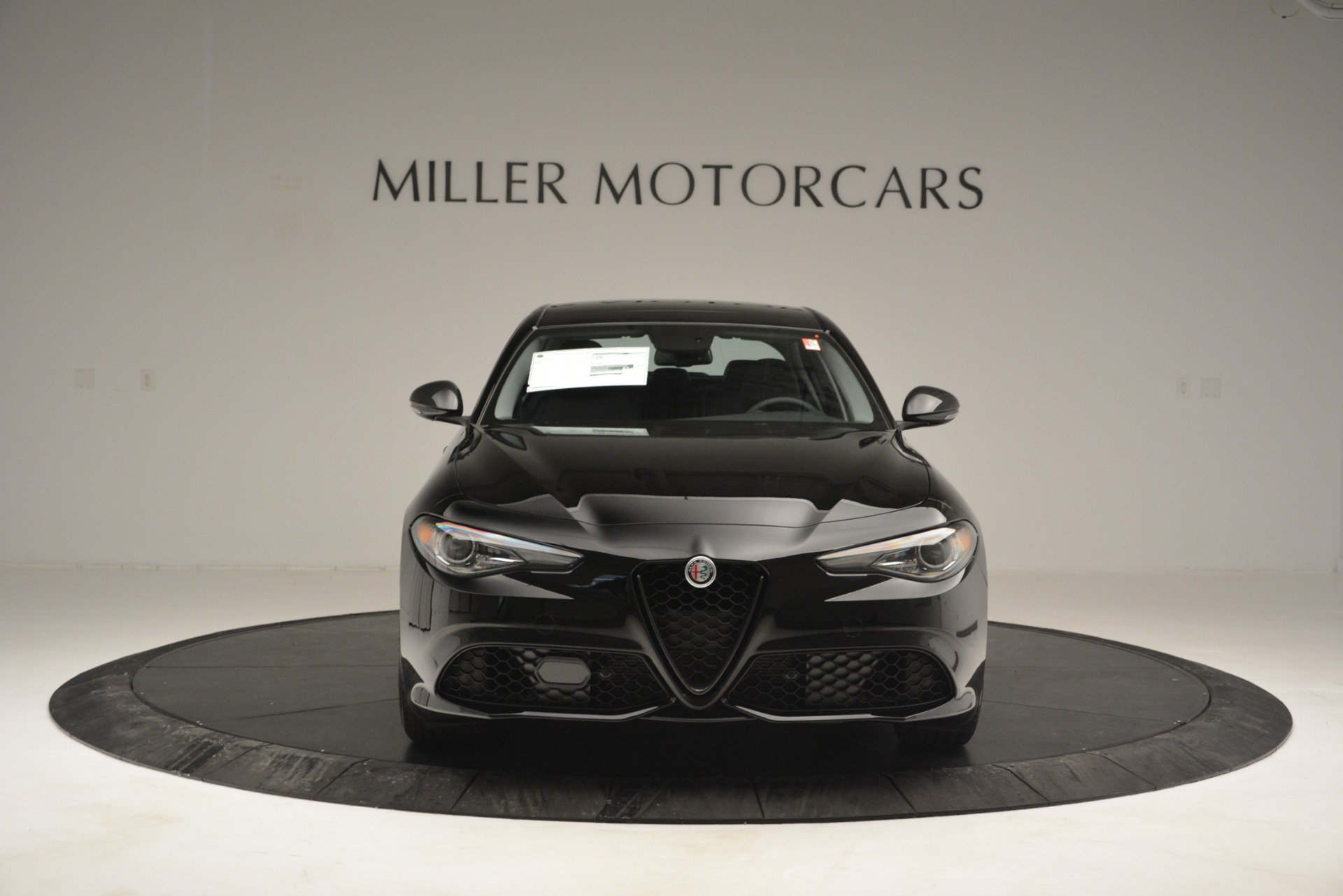 New 2019 Alfa Romeo Giulia Ti Sport Q4 For Sale In Westport, CT 2825_p12