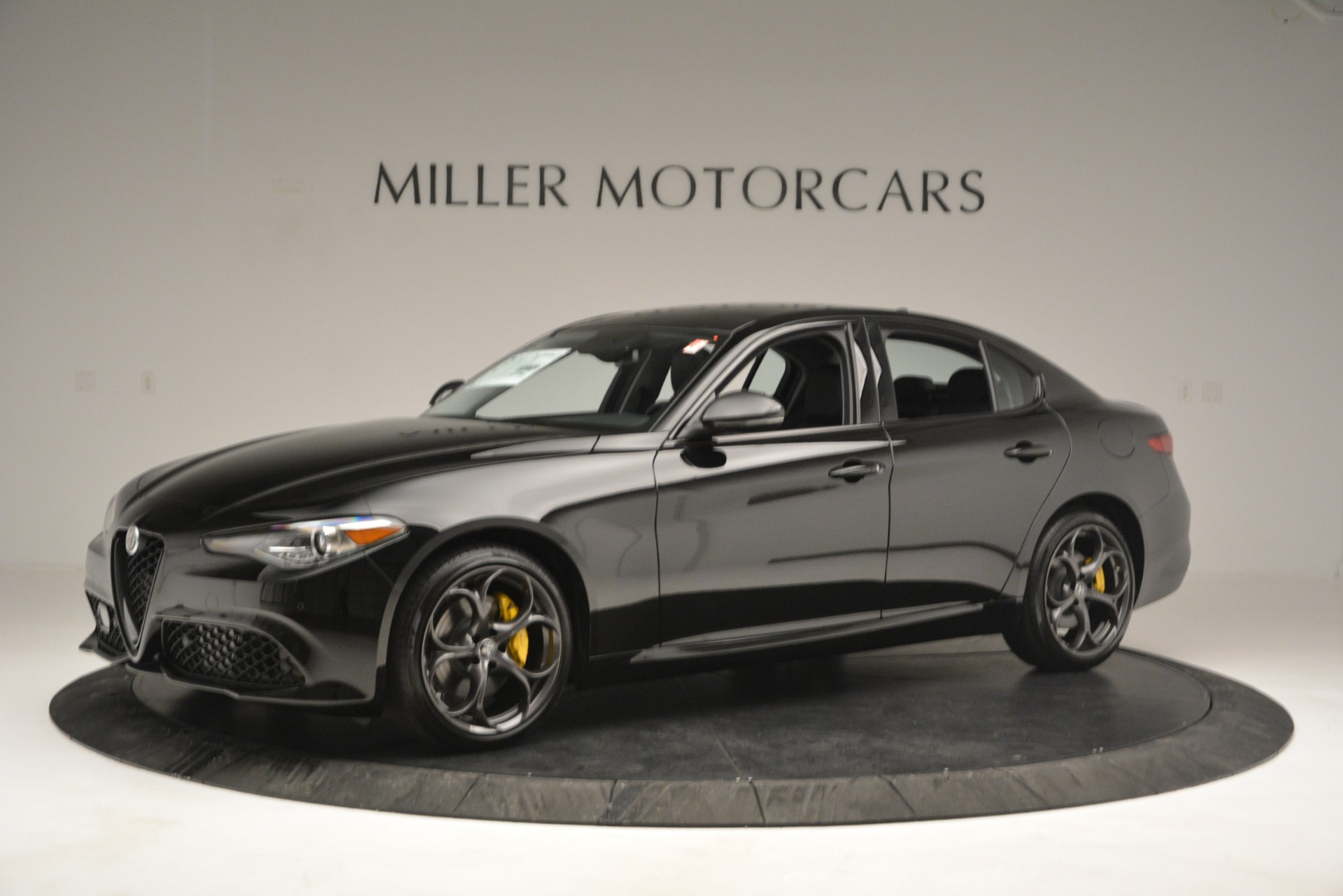 New 2019 Alfa Romeo Giulia Ti Sport Q4 For Sale In Westport, CT 2825_p2