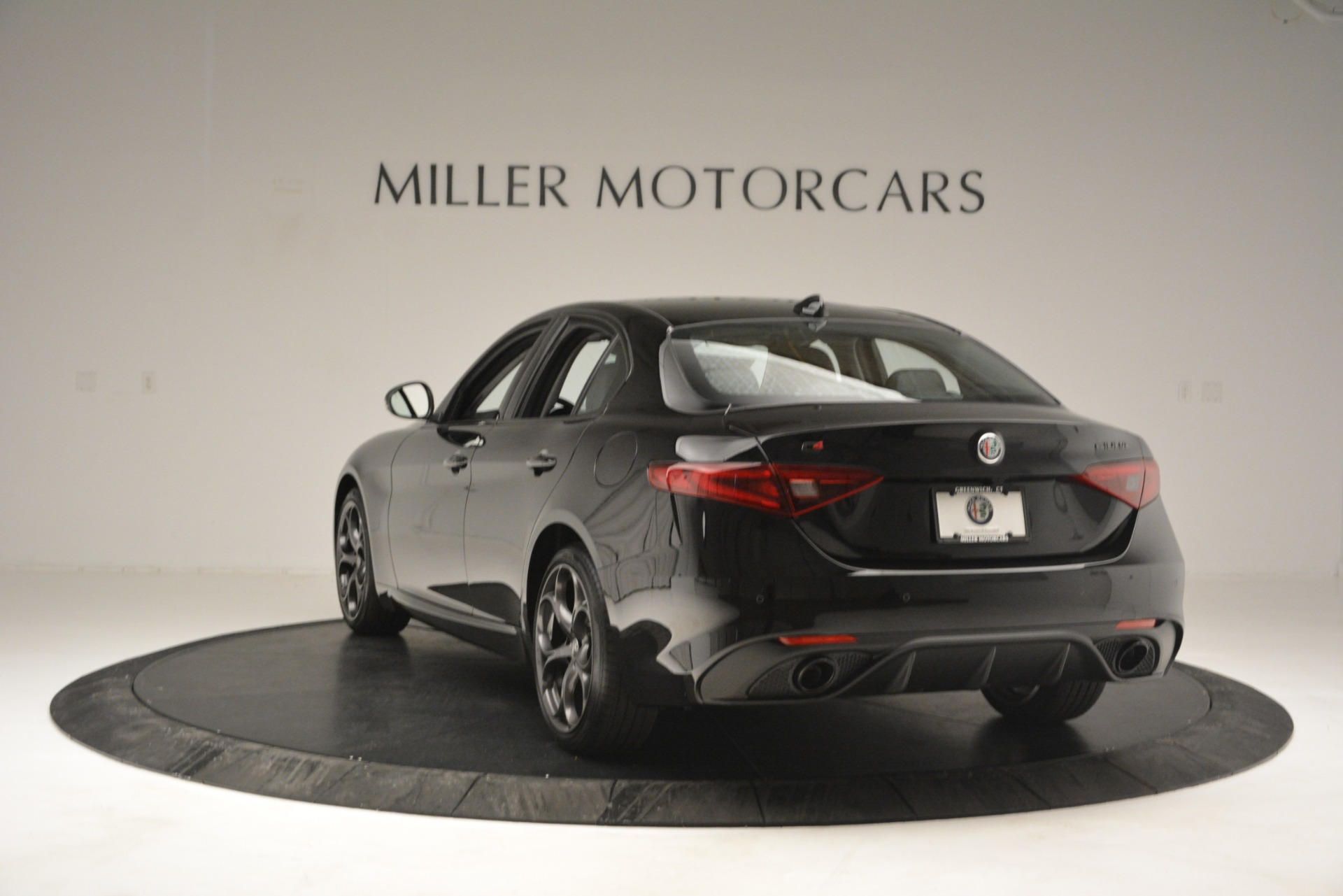 New 2019 Alfa Romeo Giulia Ti Sport Q4 For Sale In Westport, CT 2825_p5