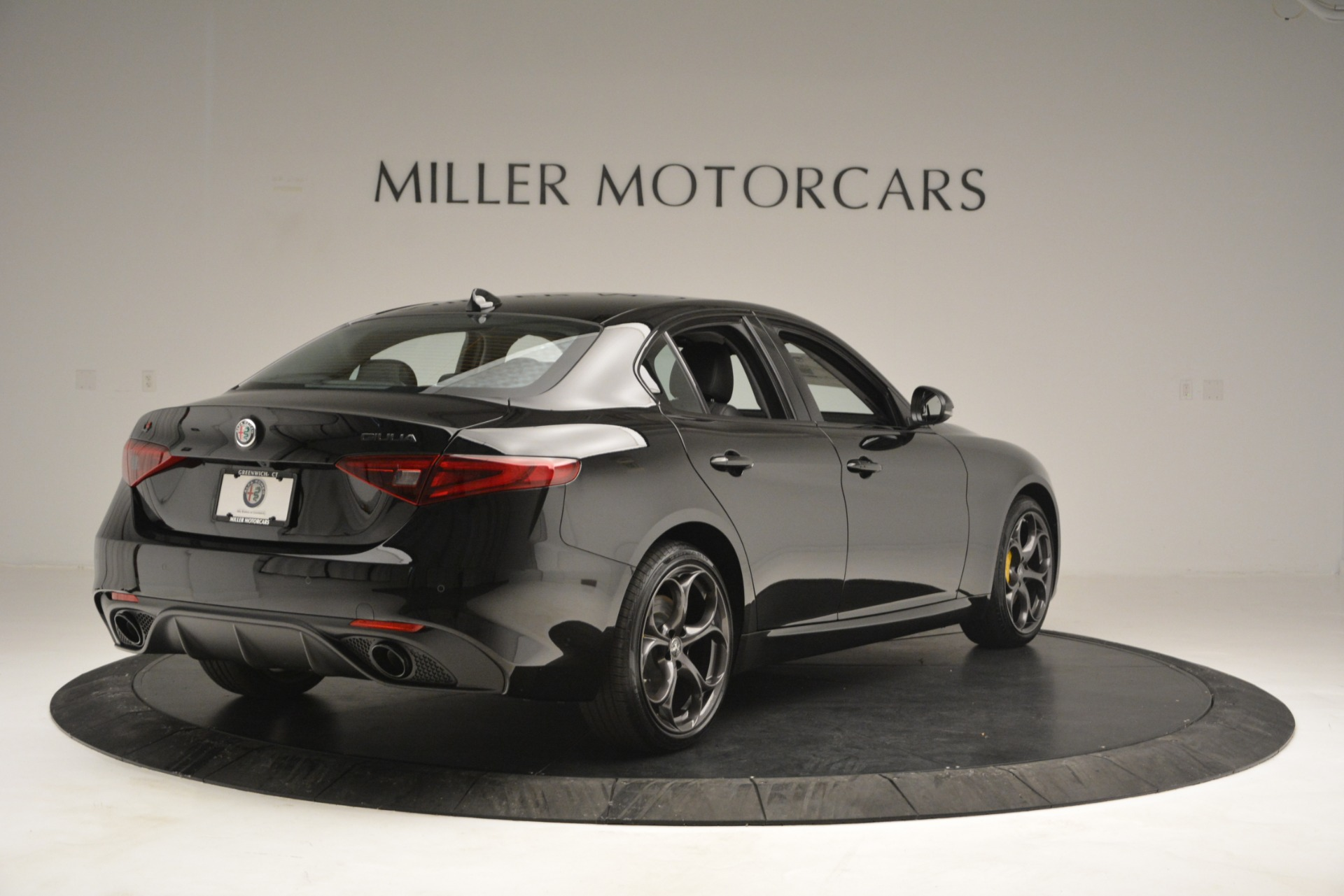 New 2019 Alfa Romeo Giulia Ti Sport Q4 For Sale In Westport, CT 2825_p7