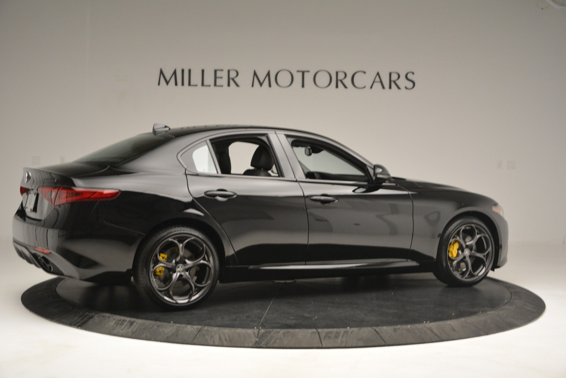 New 2019 Alfa Romeo Giulia Ti Sport Q4 For Sale In Westport, CT 2825_p8