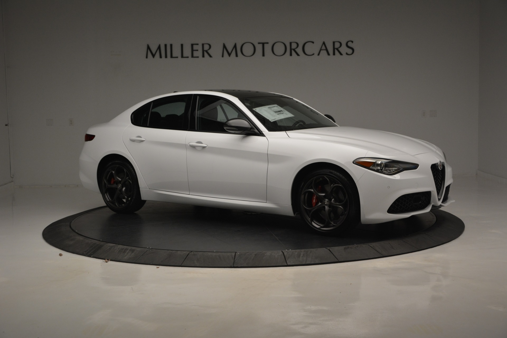 New 2019 Alfa Romeo Giulia Ti Sport Q4 For Sale In Westport, CT 2826_p11