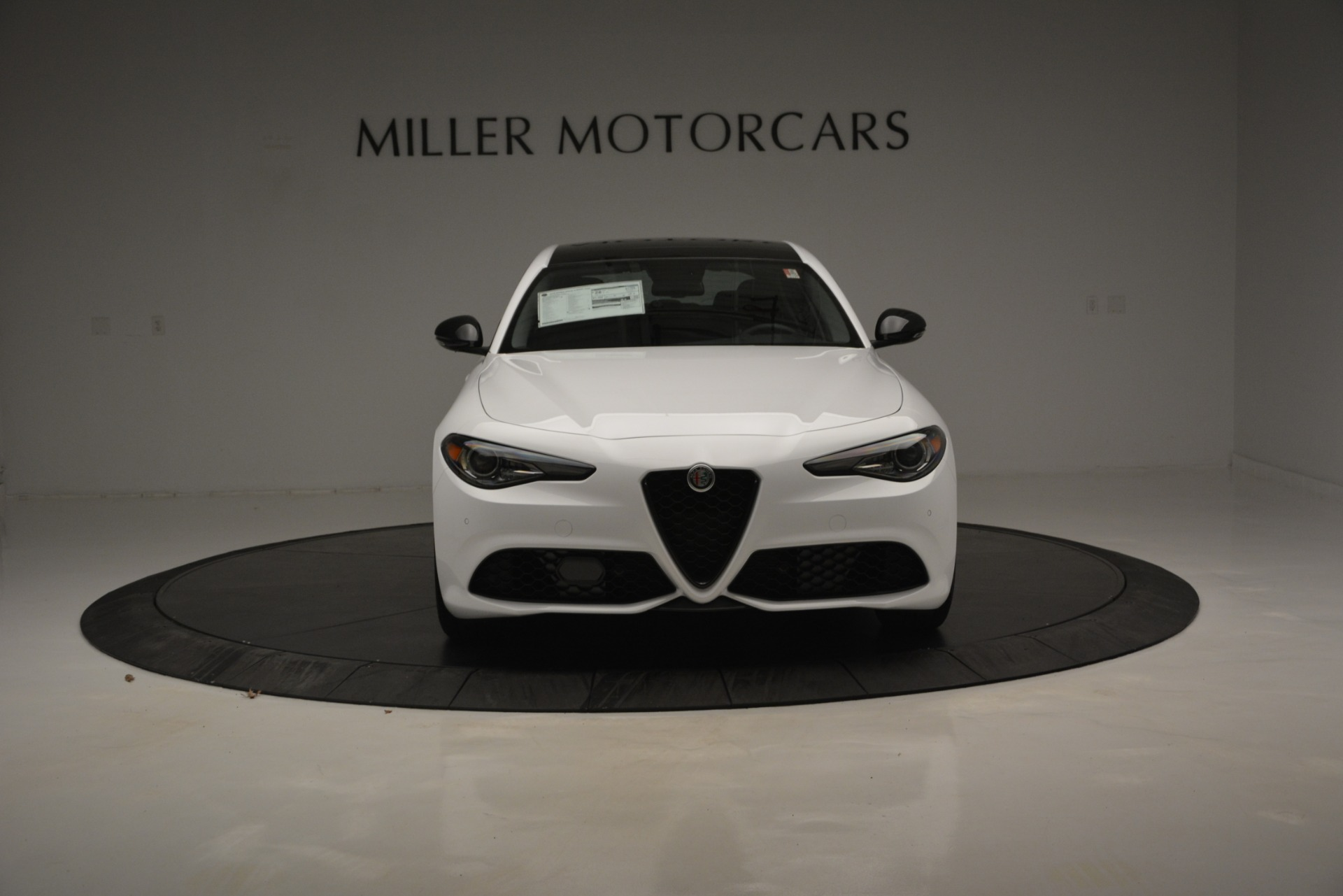 New 2019 Alfa Romeo Giulia Ti Sport Q4 For Sale In Westport, CT 2826_p13