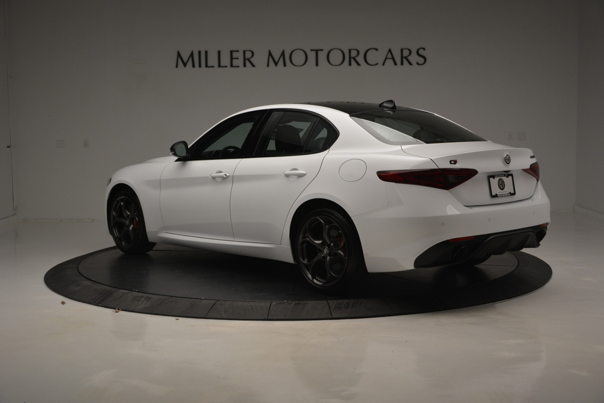 New 2019 Alfa Romeo Giulia Ti Sport Q4 For Sale In Westport, CT 2826_p6