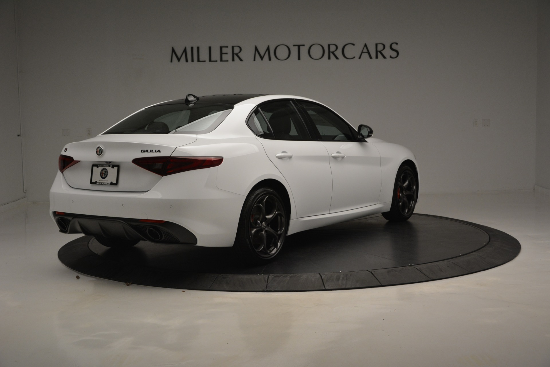New 2019 Alfa Romeo Giulia Ti Sport Q4 For Sale In Westport, CT 2826_p8
