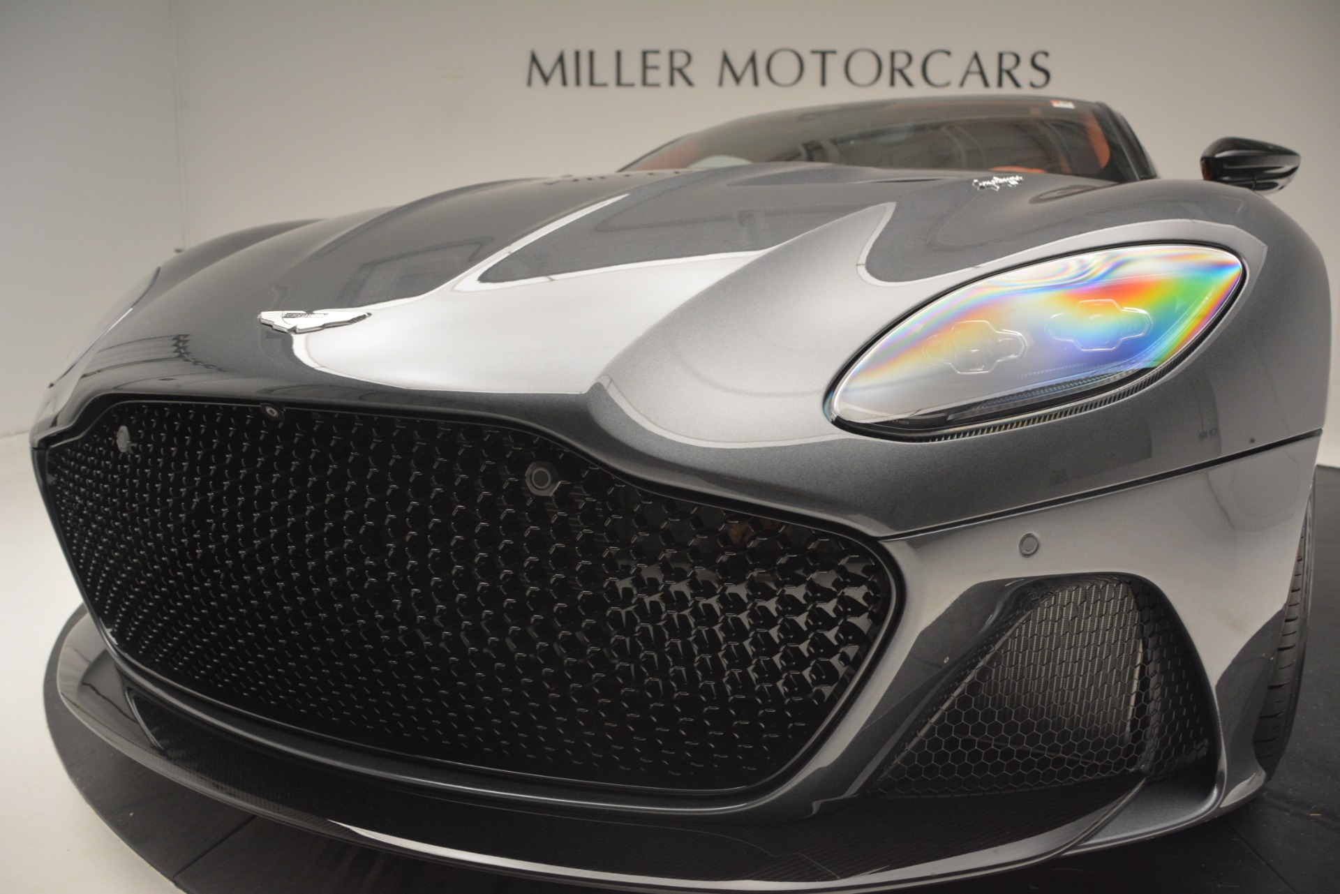 New 2019 Aston Martin DBS Superleggera For Sale In Westport, CT 2827_p14