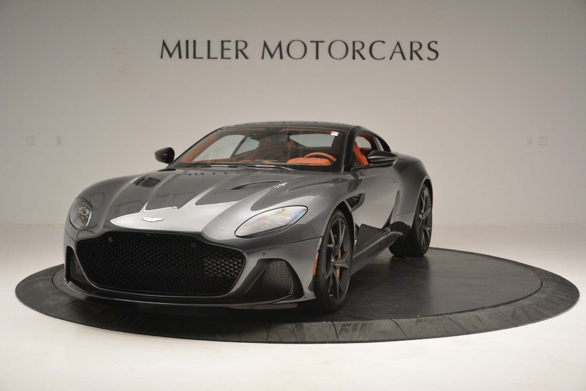 New 2019 Aston Martin DBS Superleggera For Sale In Westport, CT 2827_p2