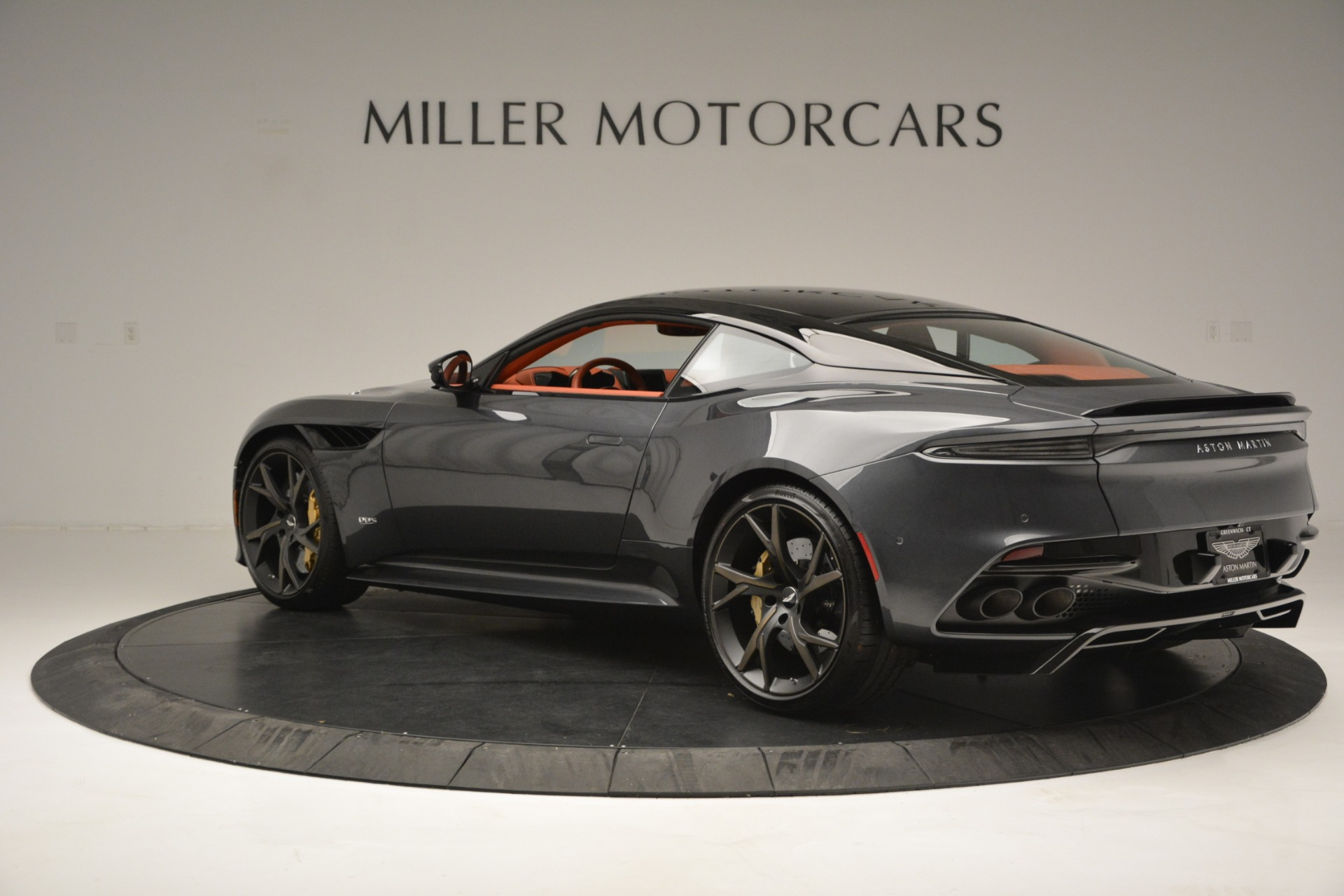 New 2019 Aston Martin DBS Superleggera For Sale In Westport, CT 2827_p4