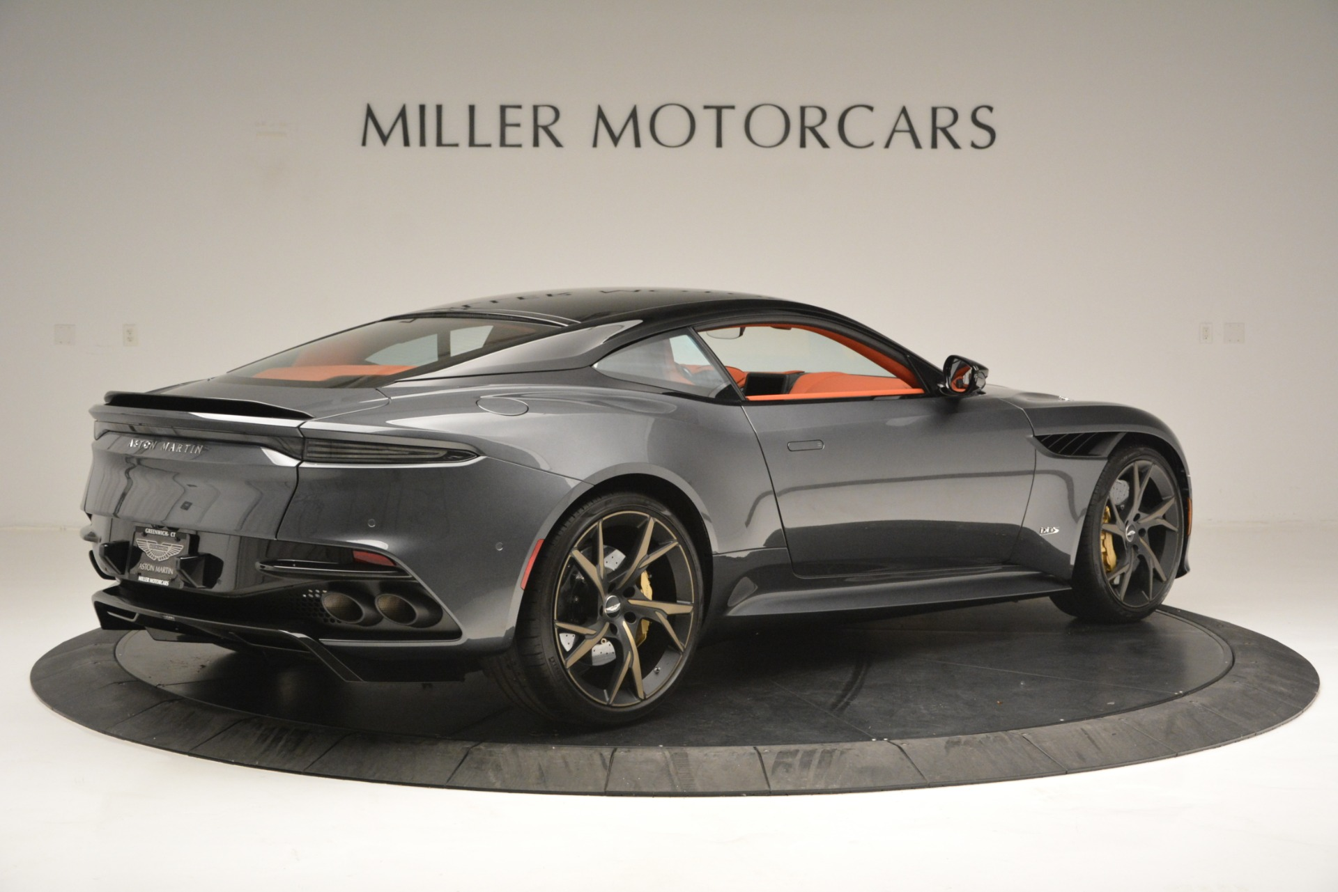 New 2019 Aston Martin DBS Superleggera For Sale In Westport, CT 2827_p8