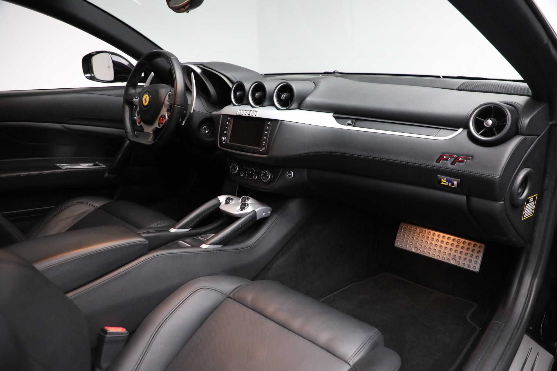 Used 2014 Ferrari FF  For Sale In Westport, CT 2830_p19