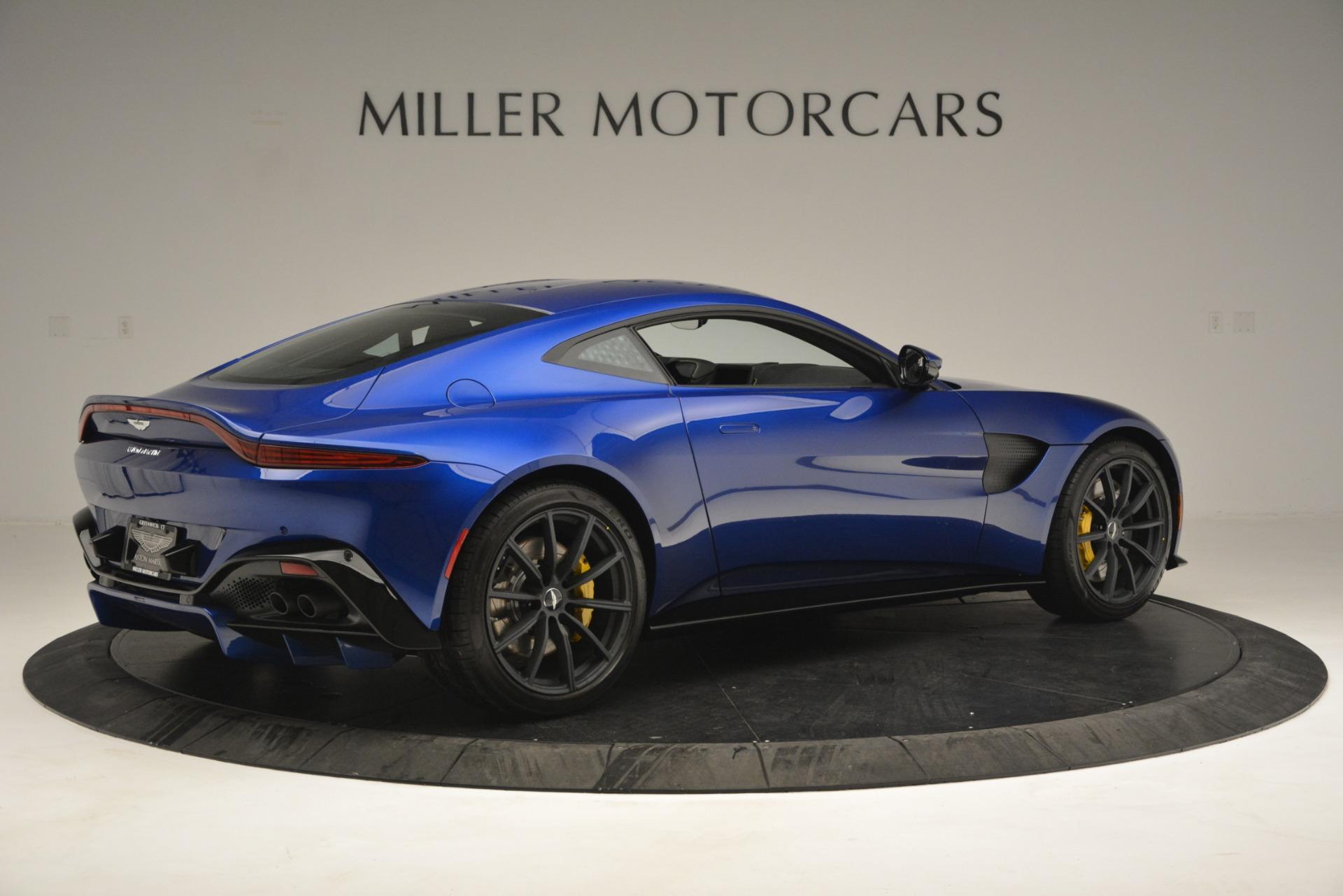 New 2019 Aston Martin Vantage  For Sale In Westport, CT 2831_p8