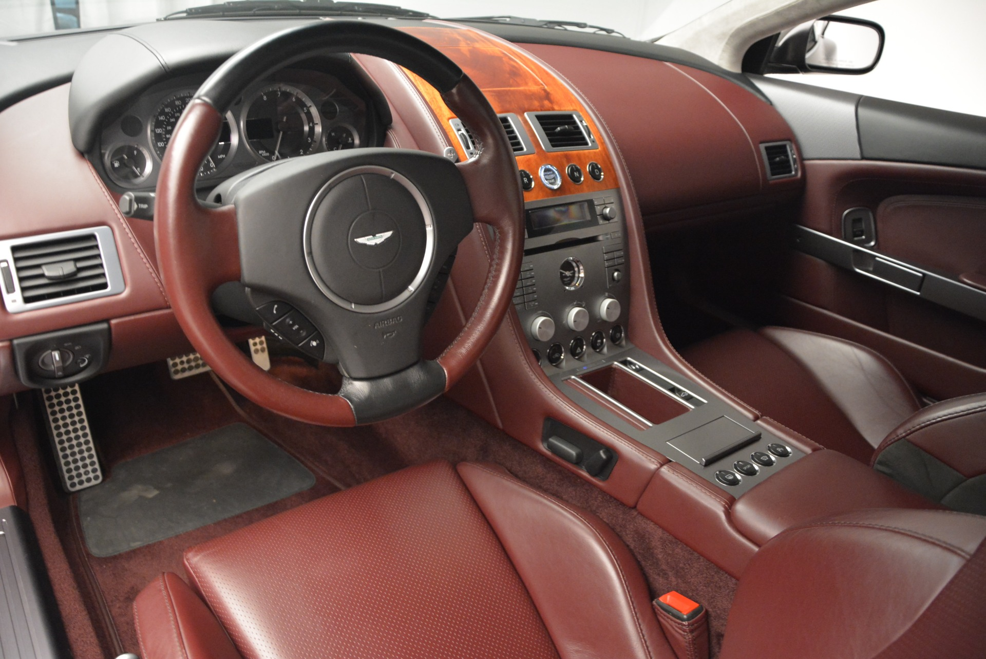 Used 2006 Aston Martin DB9 Coupe For Sale In Westport, CT 2832_p14