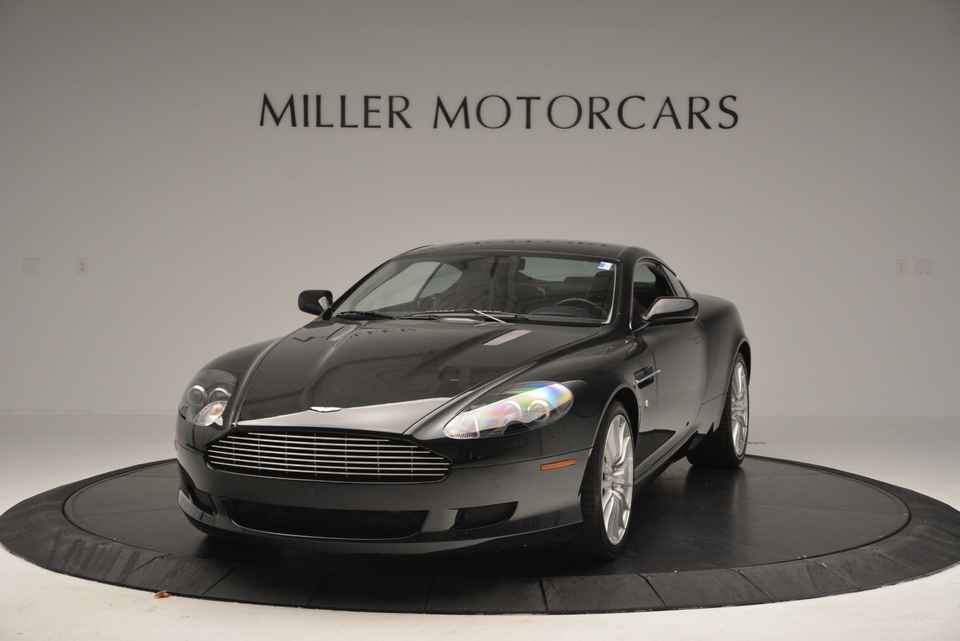 Used 2006 Aston Martin DB9  For Sale In Westport, CT 2832_p2