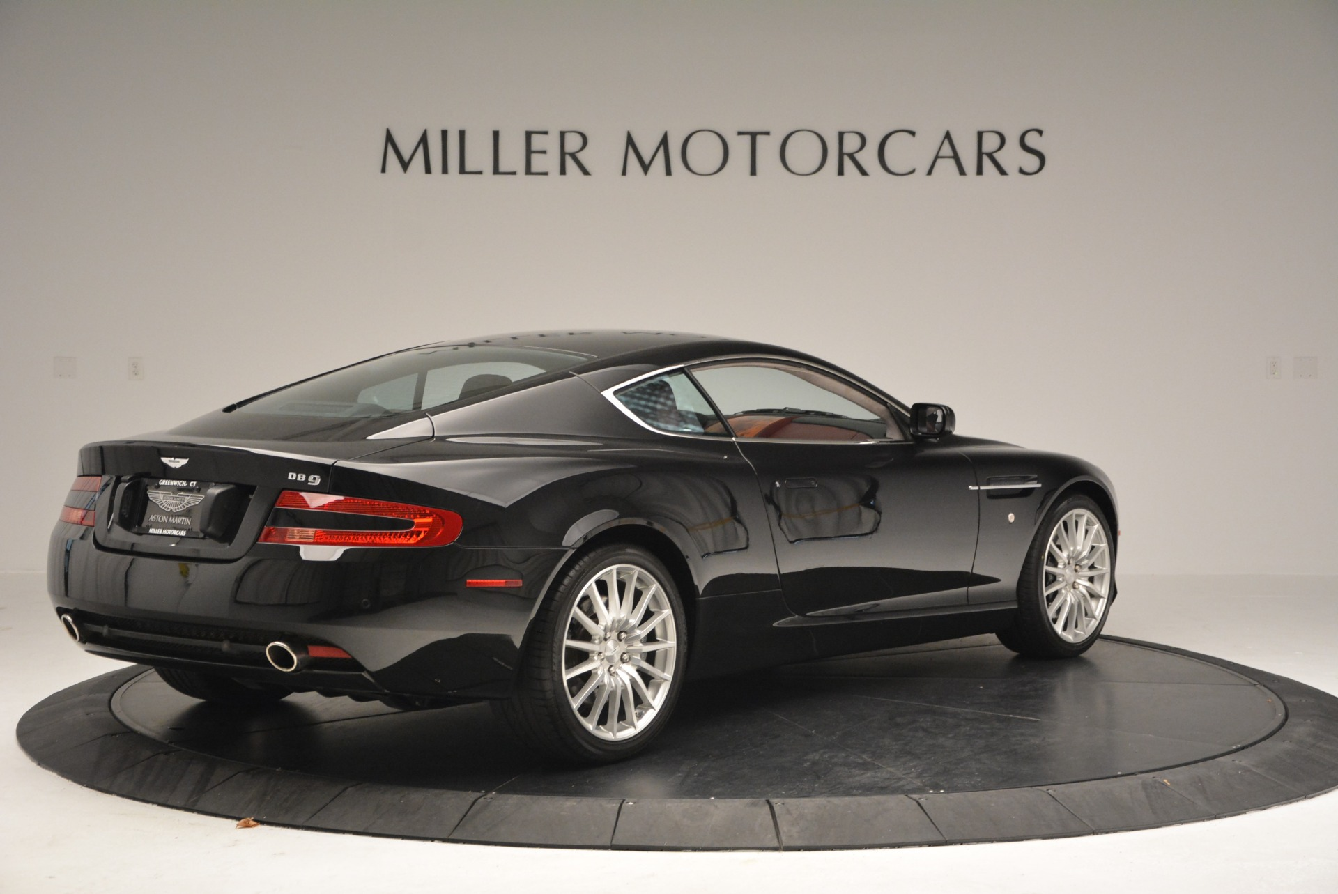 Used 2006 Aston Martin DB9 Coupe For Sale In Westport, CT 2832_p8