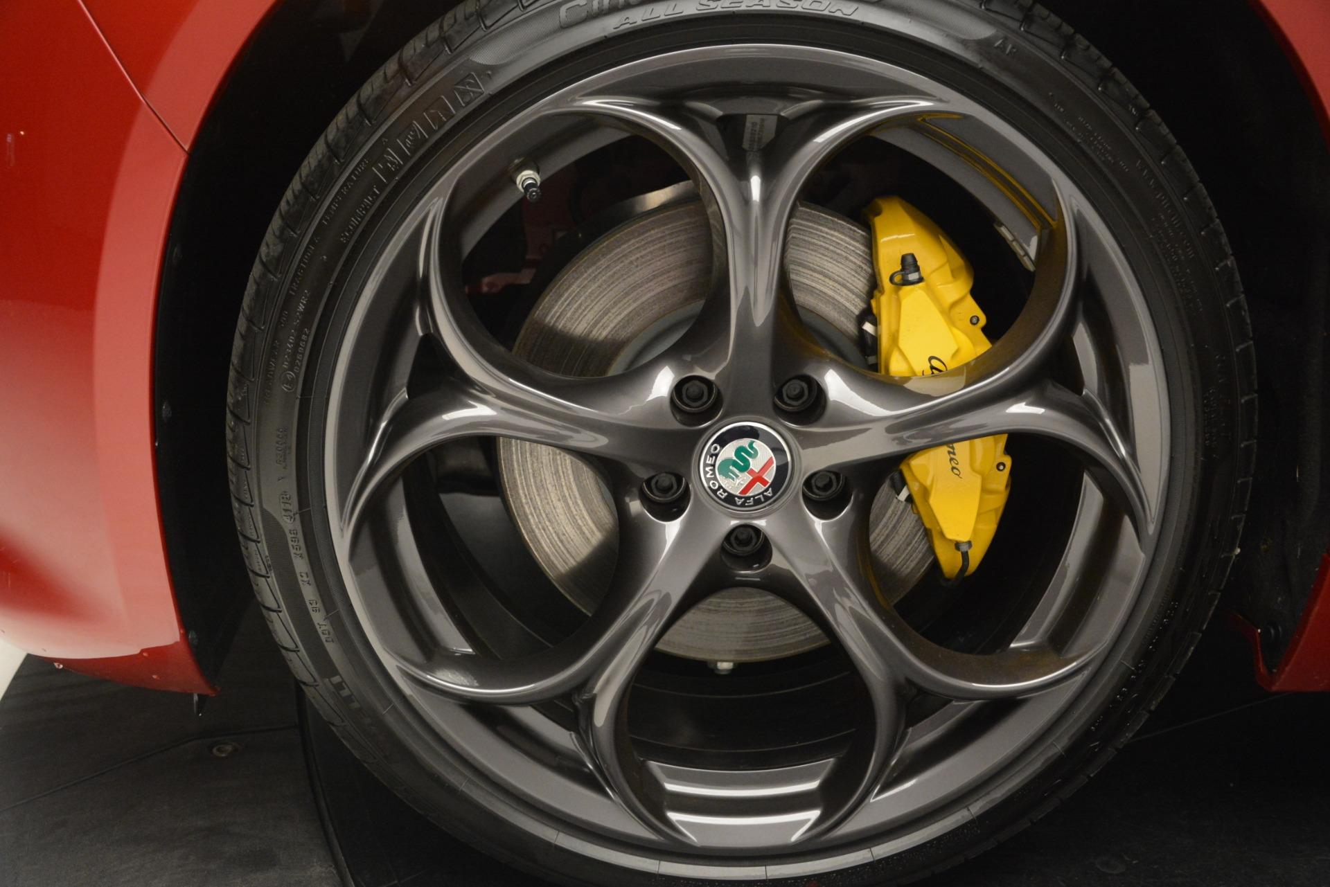New 2019 Alfa Romeo Giulia Ti Sport Q4 For Sale In Westport, CT 2833_p14