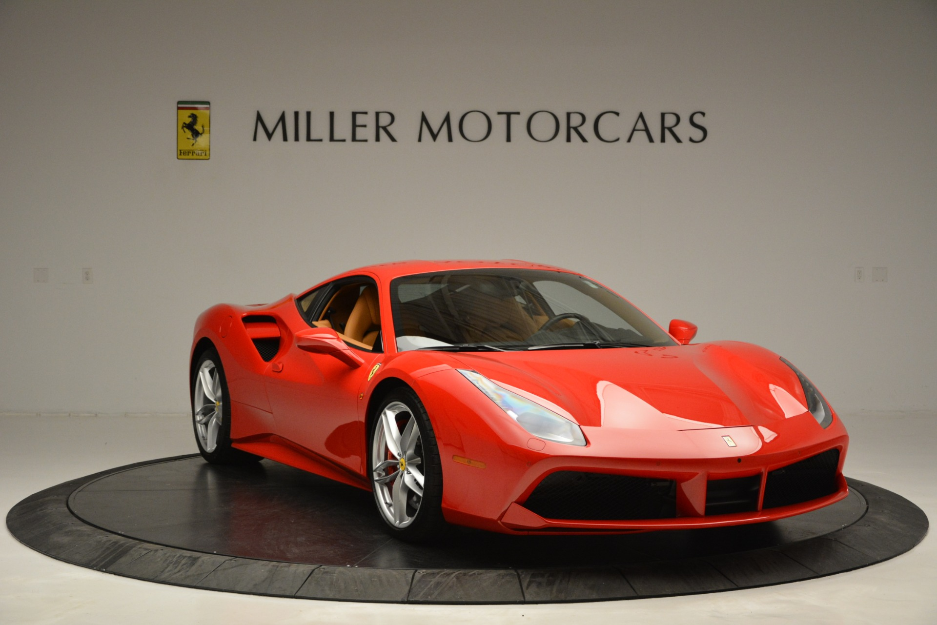 Used 2016 Ferrari 488 GTB  For Sale In Westport, CT 2835_p11