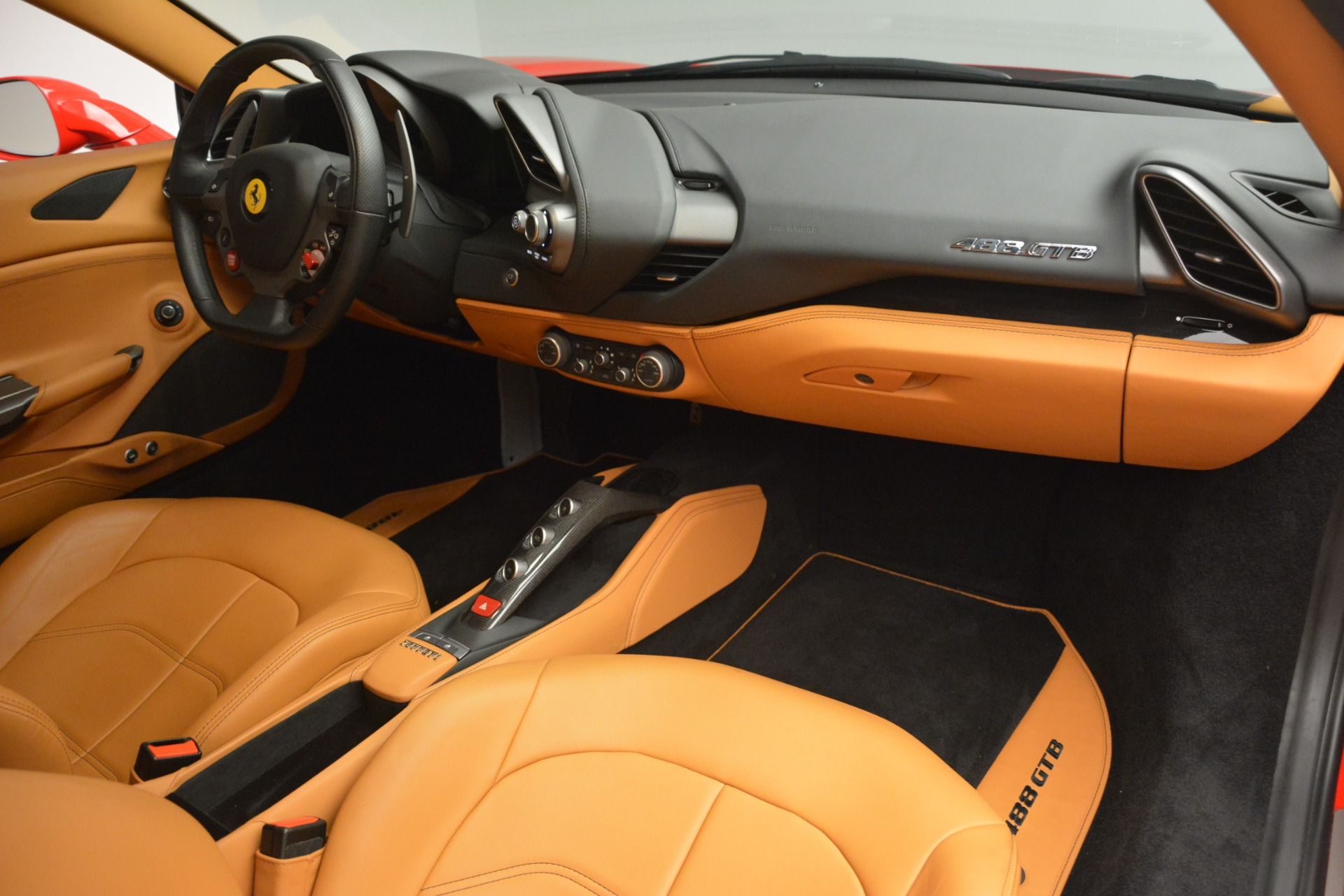 Used 2016 Ferrari 488 GTB  For Sale In Westport, CT 2835_p17