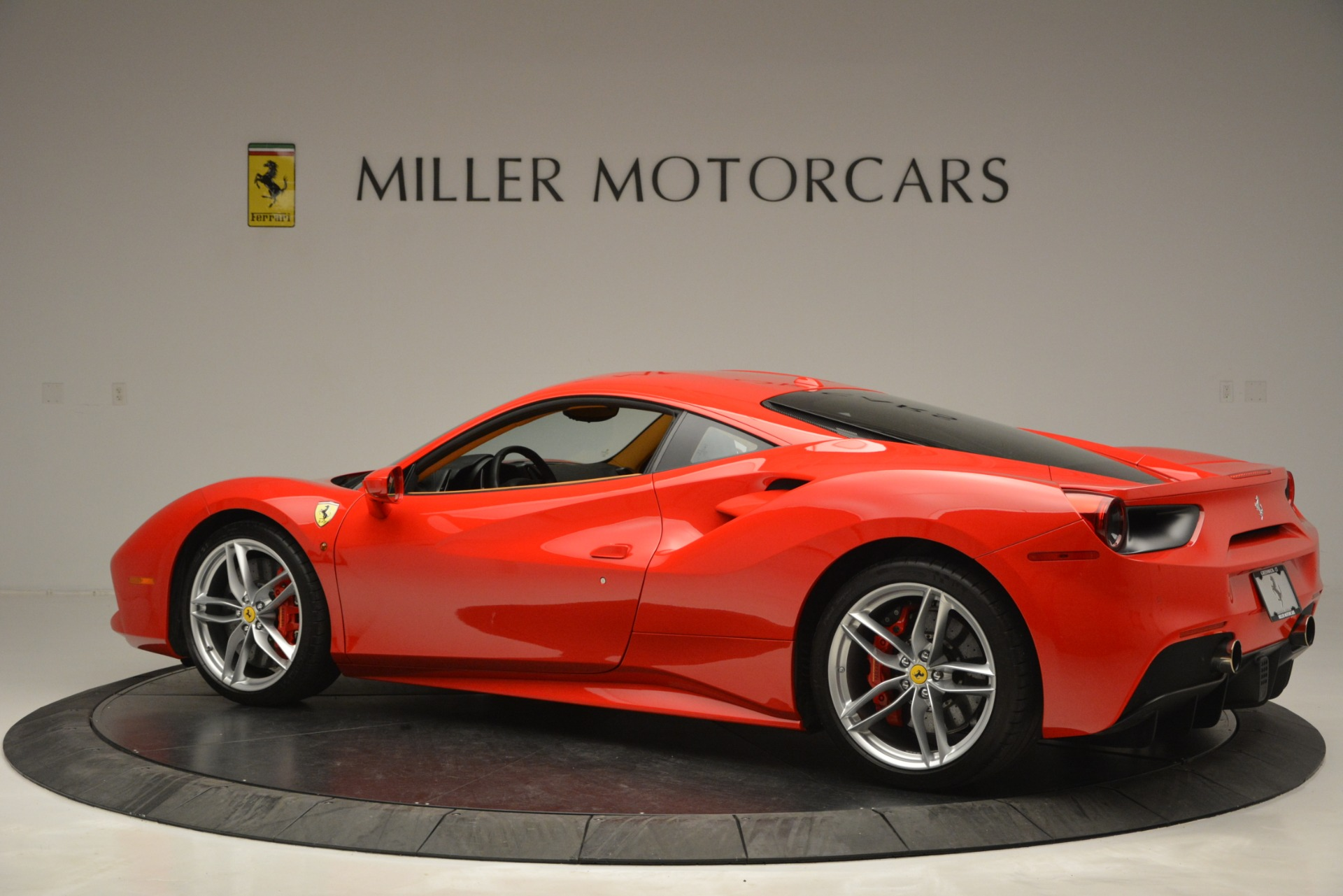 Used 2016 Ferrari 488 GTB  For Sale In Westport, CT 2835_p4