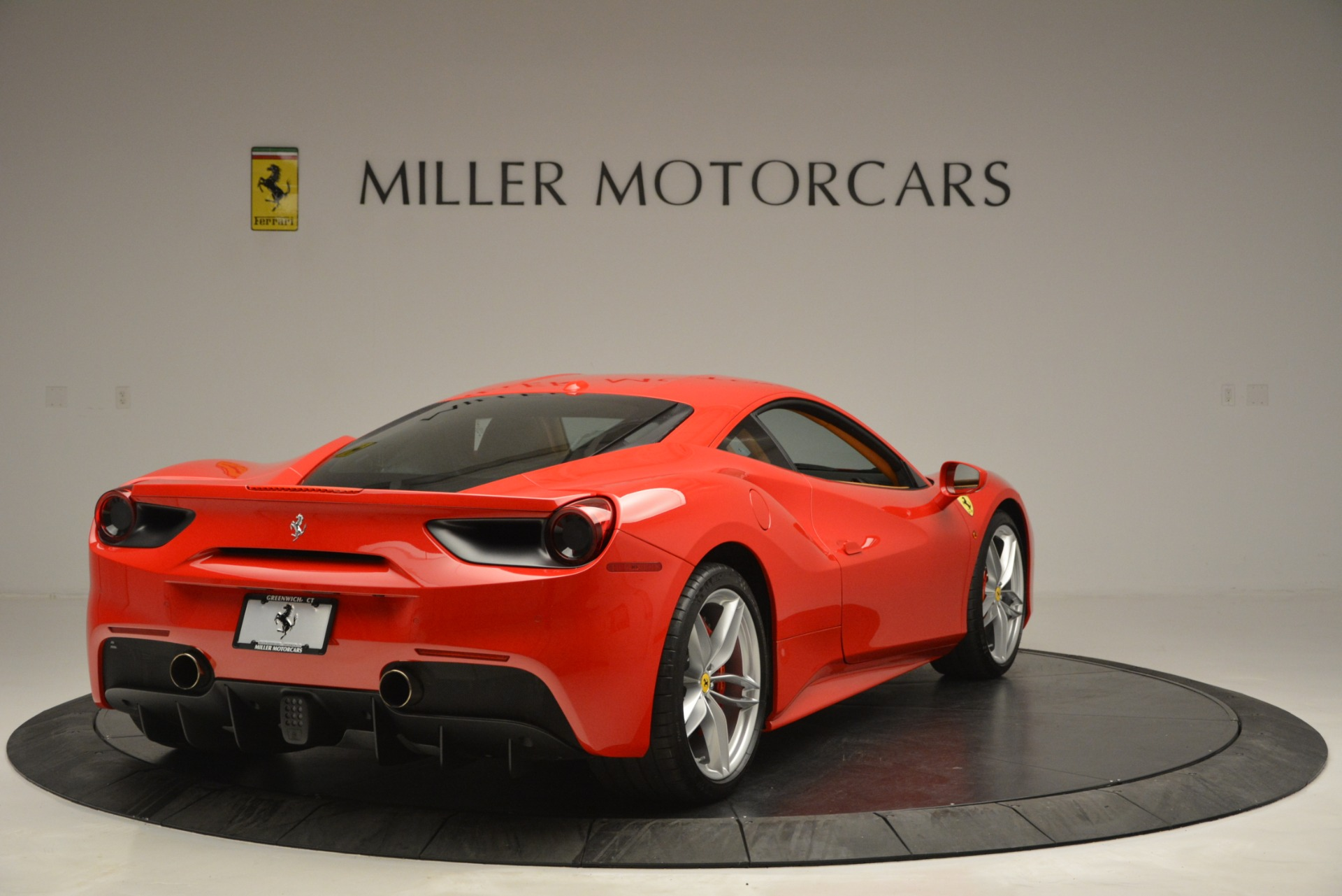 Used 2016 Ferrari 488 GTB  For Sale In Westport, CT 2835_p7