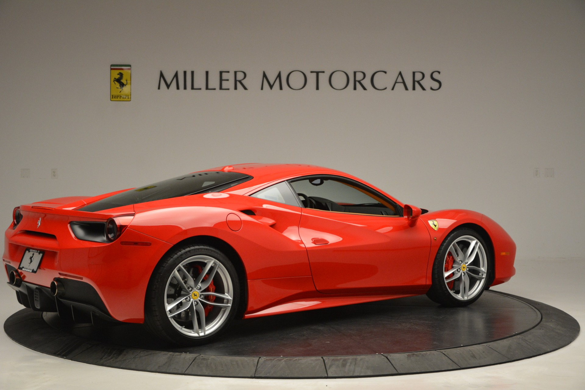 Used 2016 Ferrari 488 GTB  For Sale In Westport, CT 2835_p8