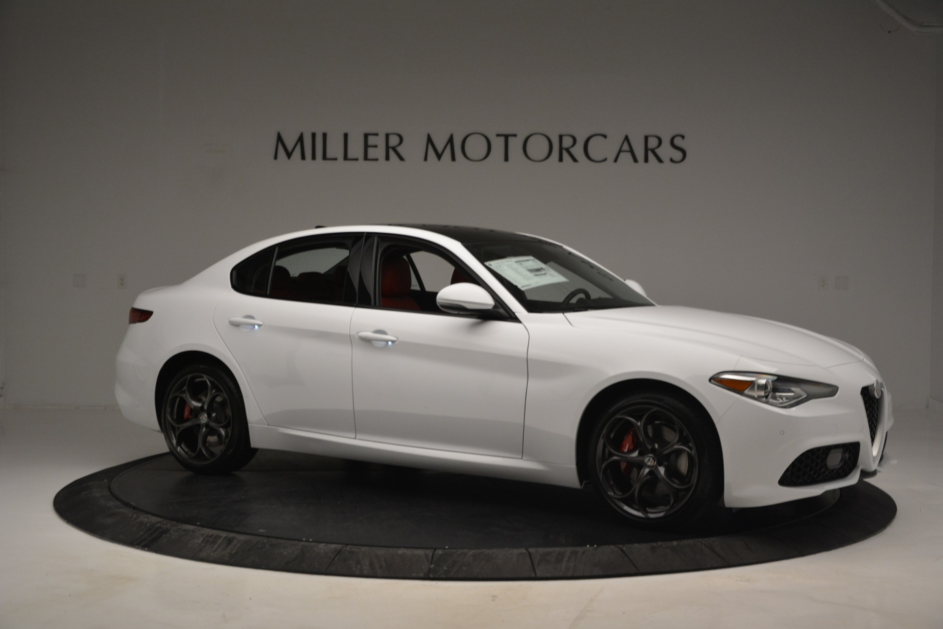 New 2019 Alfa Romeo Giulia Ti Sport Q4 For Sale In Westport, CT 2839_p10