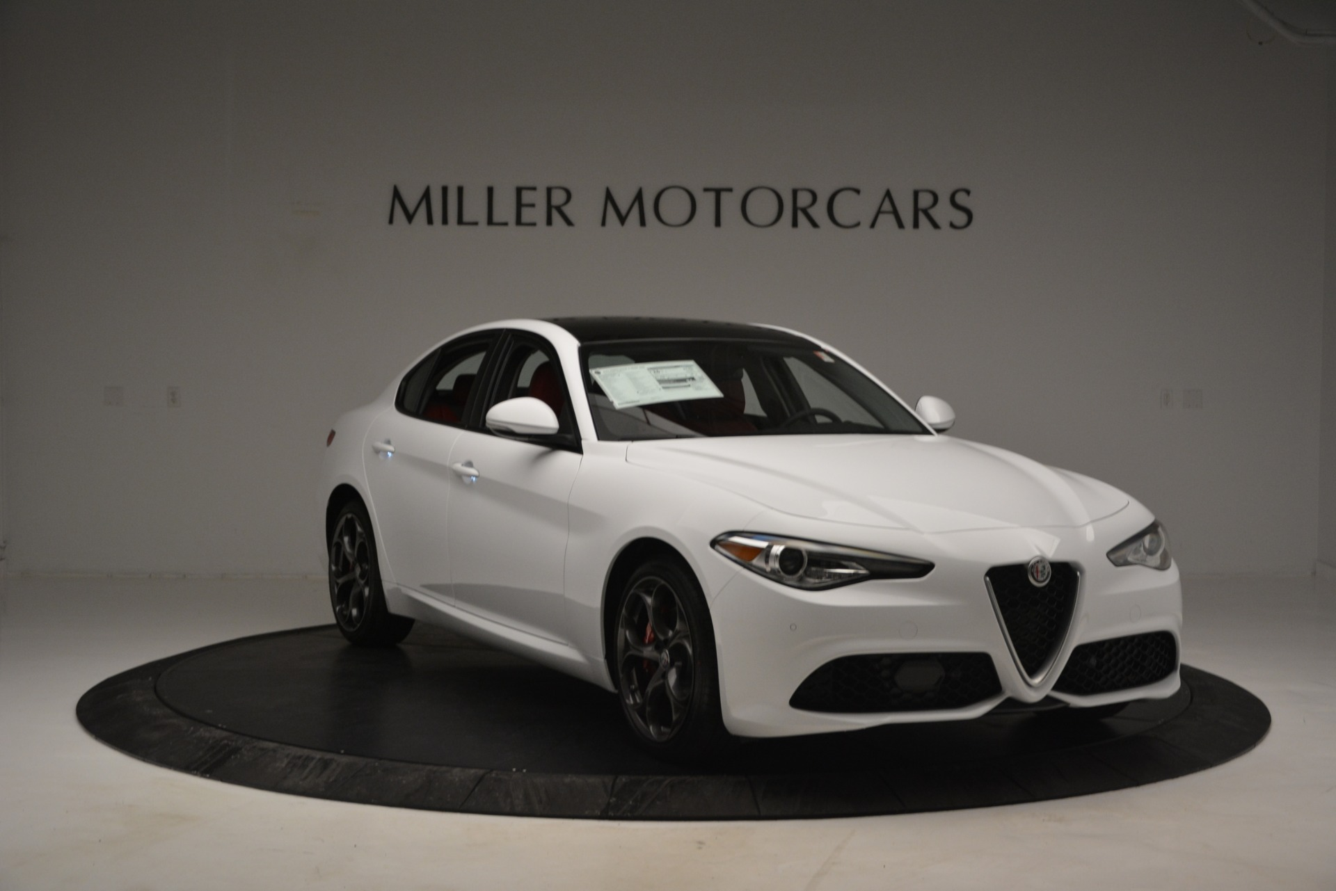 New 2019 Alfa Romeo Giulia Ti Sport Q4 For Sale In Westport, CT 2839_p11