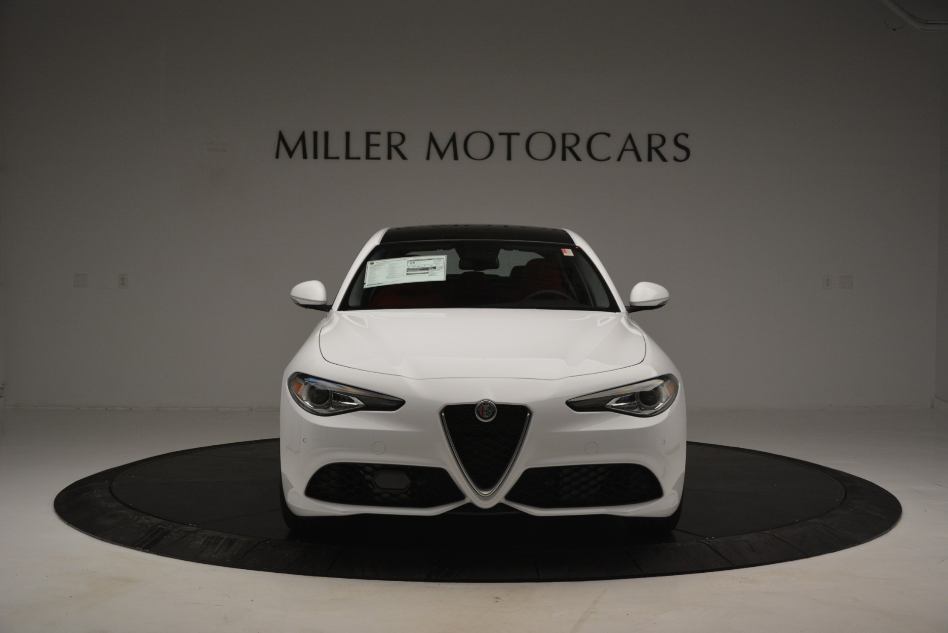 New 2019 Alfa Romeo Giulia Ti Sport Q4 For Sale In Westport, CT 2839_p12