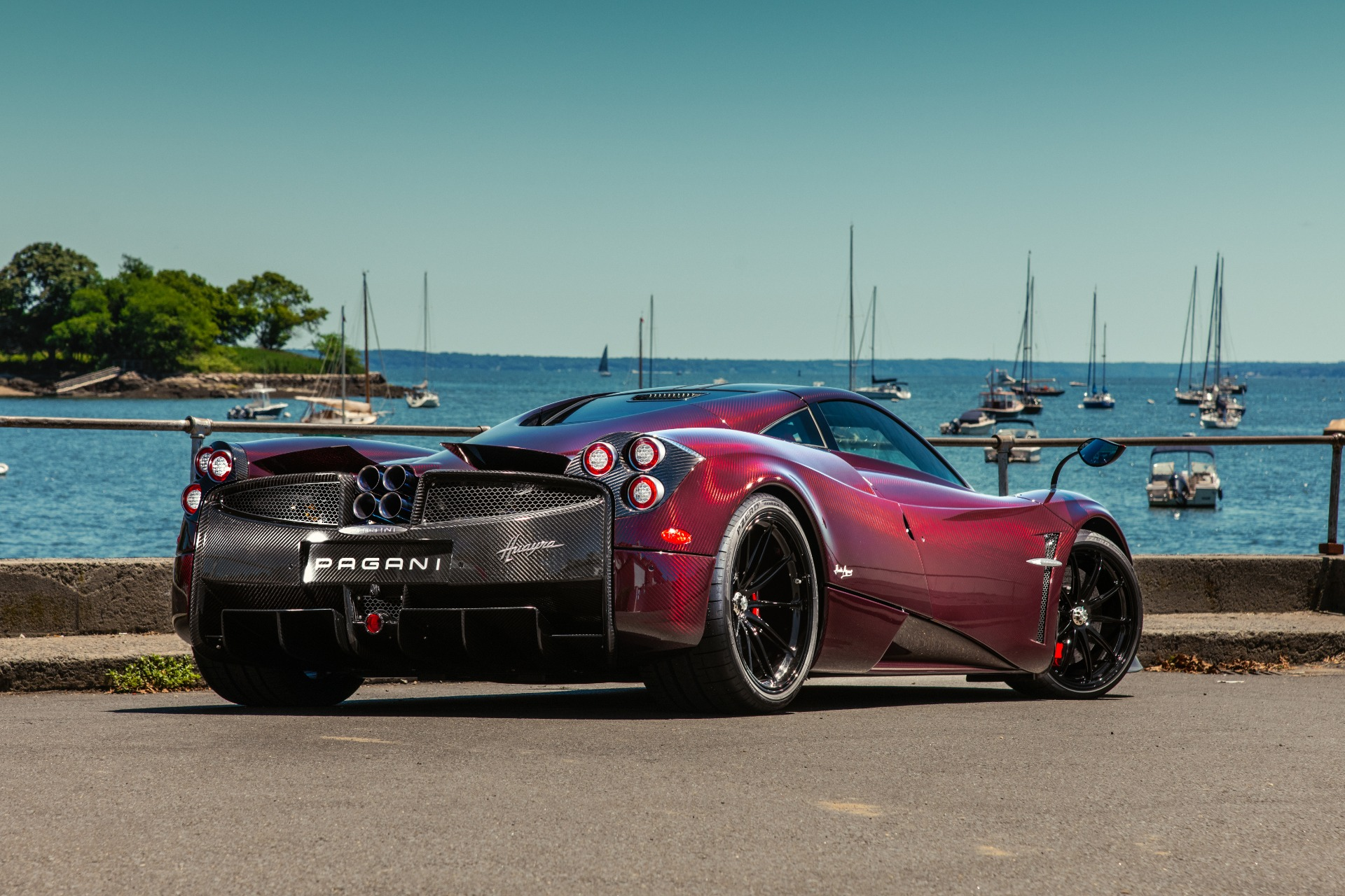 Used 2014 Pagani Huayra Tempesta For Sale In Westport, CT 2841_p2