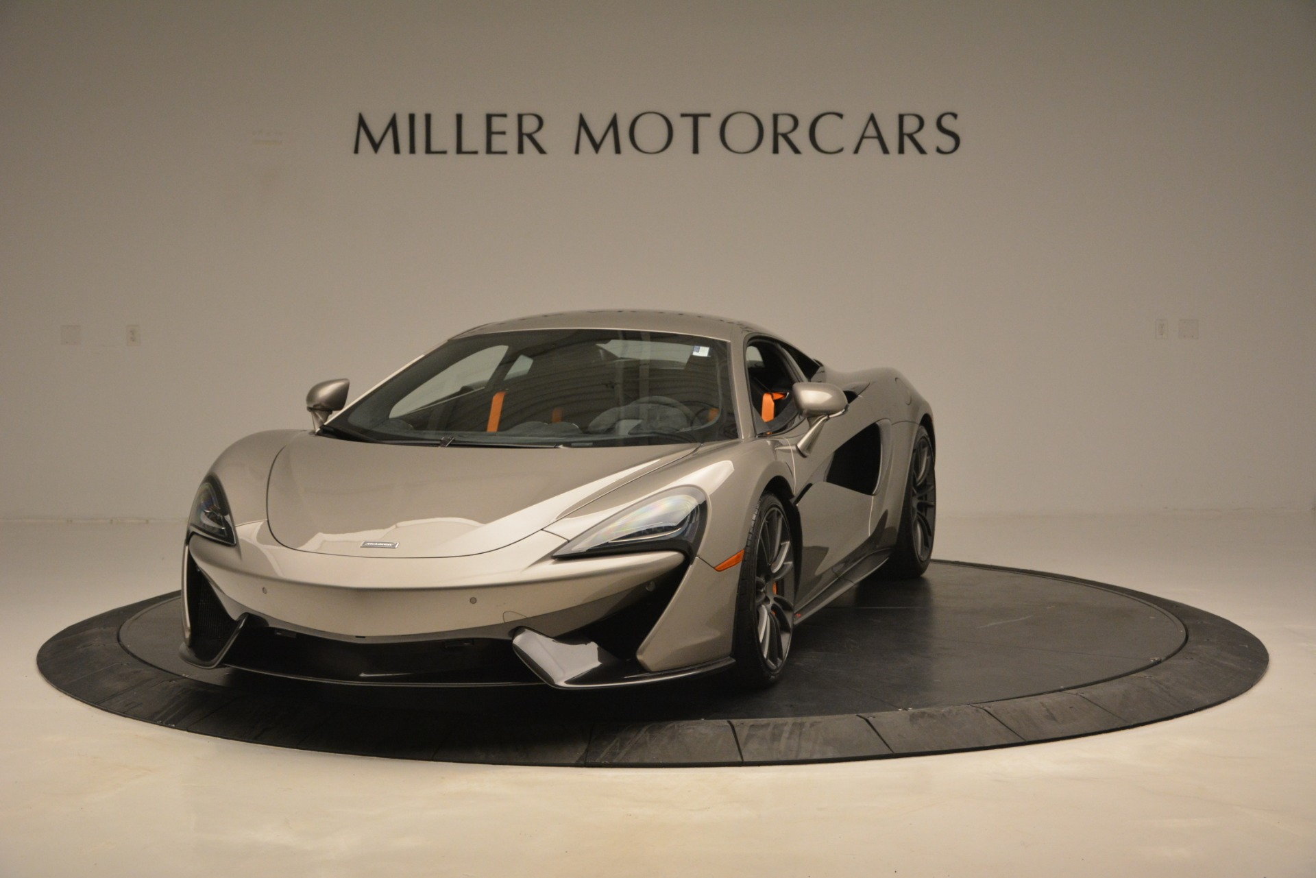 Used 2017 McLaren 570S Coupe For Sale In Westport, CT 2842_main