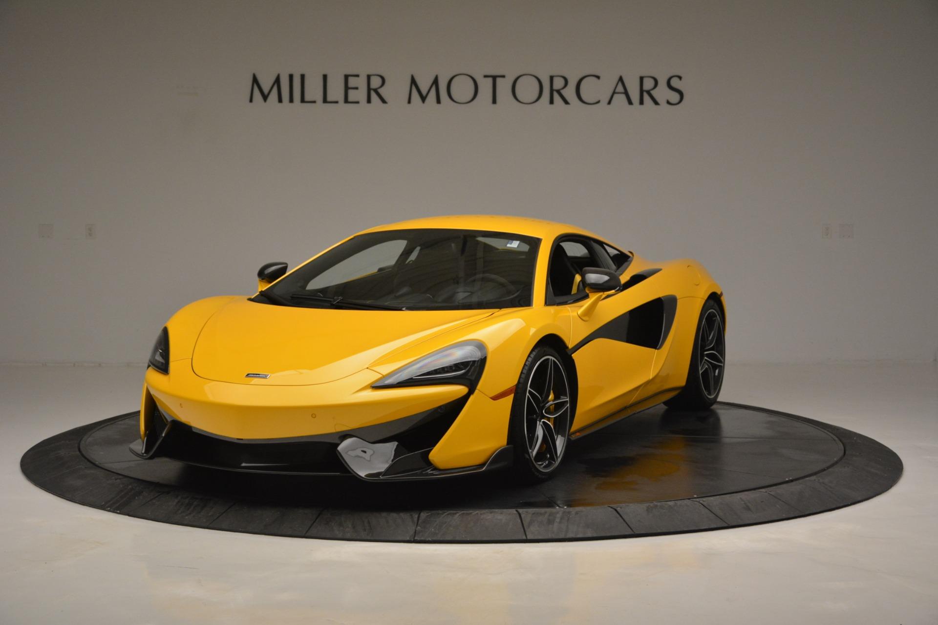 Used 2017 McLaren 570S  For Sale In Westport, CT 2843_main