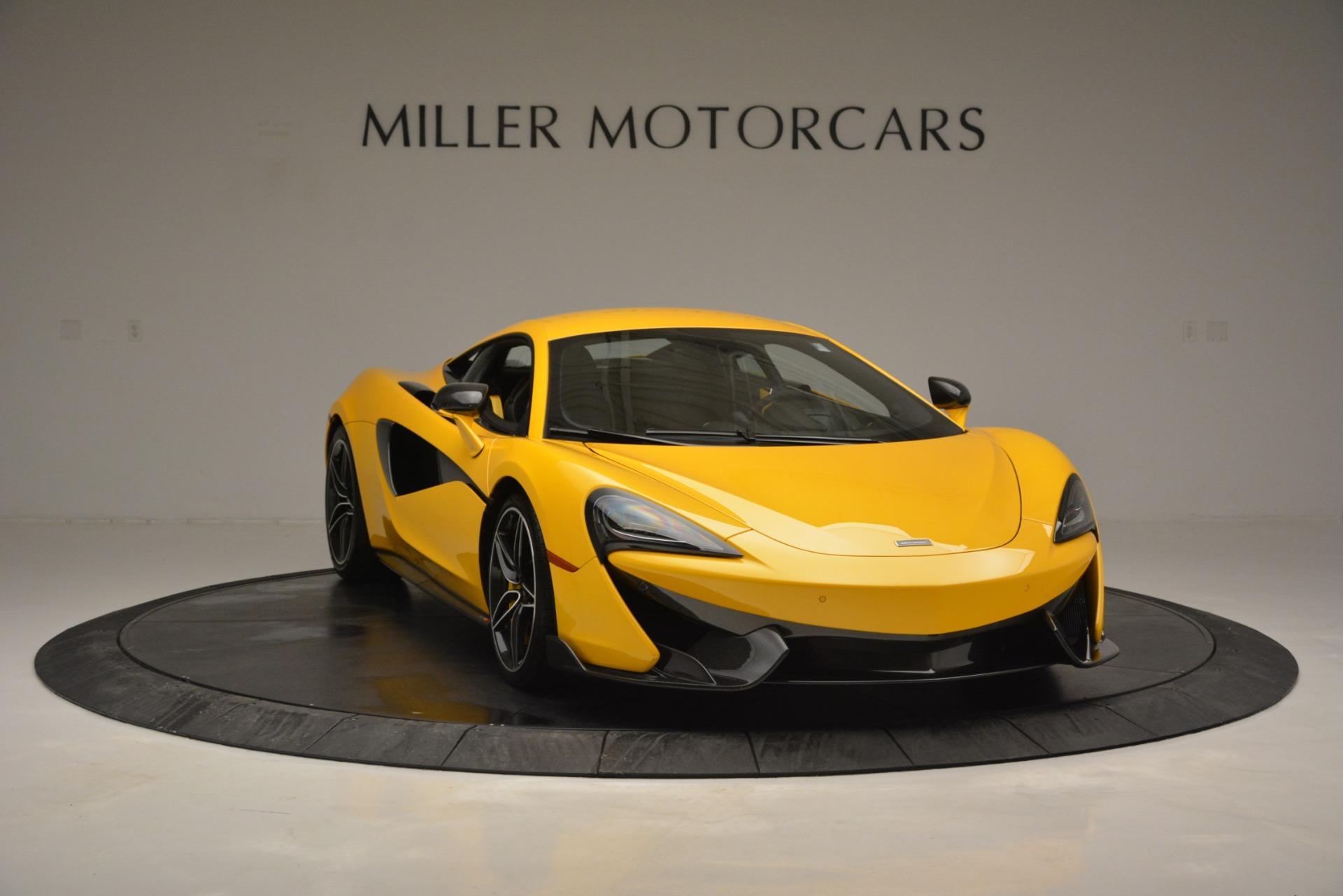 Used 2017 McLaren 570S  For Sale In Westport, CT 2843_p11