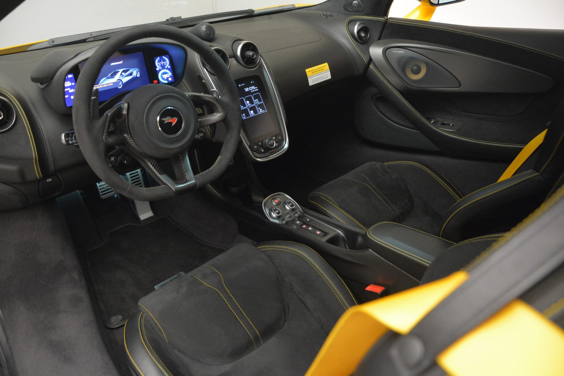 Used 2017 McLaren 570S  For Sale In Westport, CT 2843_p17