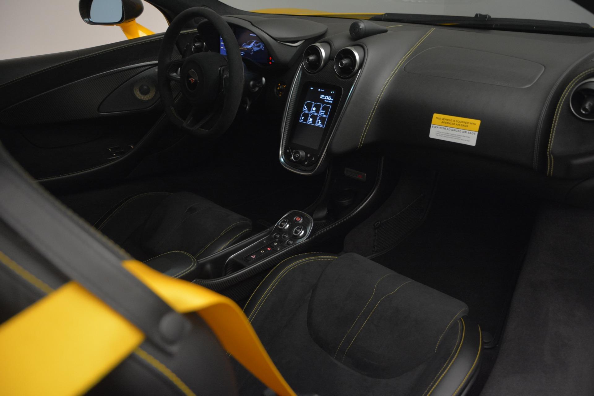 Used 2017 McLaren 570S  For Sale In Westport, CT 2843_p20