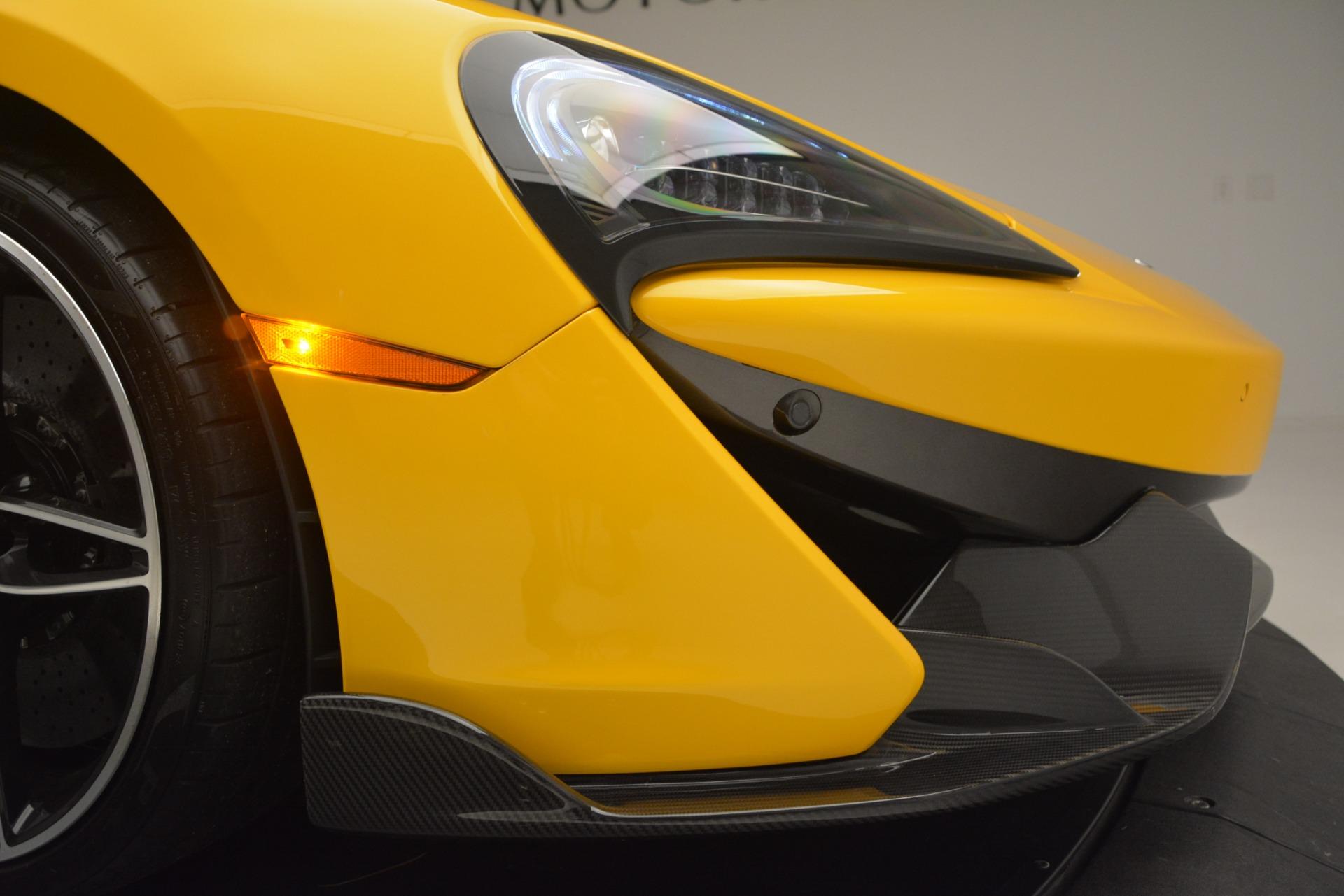 Used 2017 McLaren 570S  For Sale In Westport, CT 2843_p23