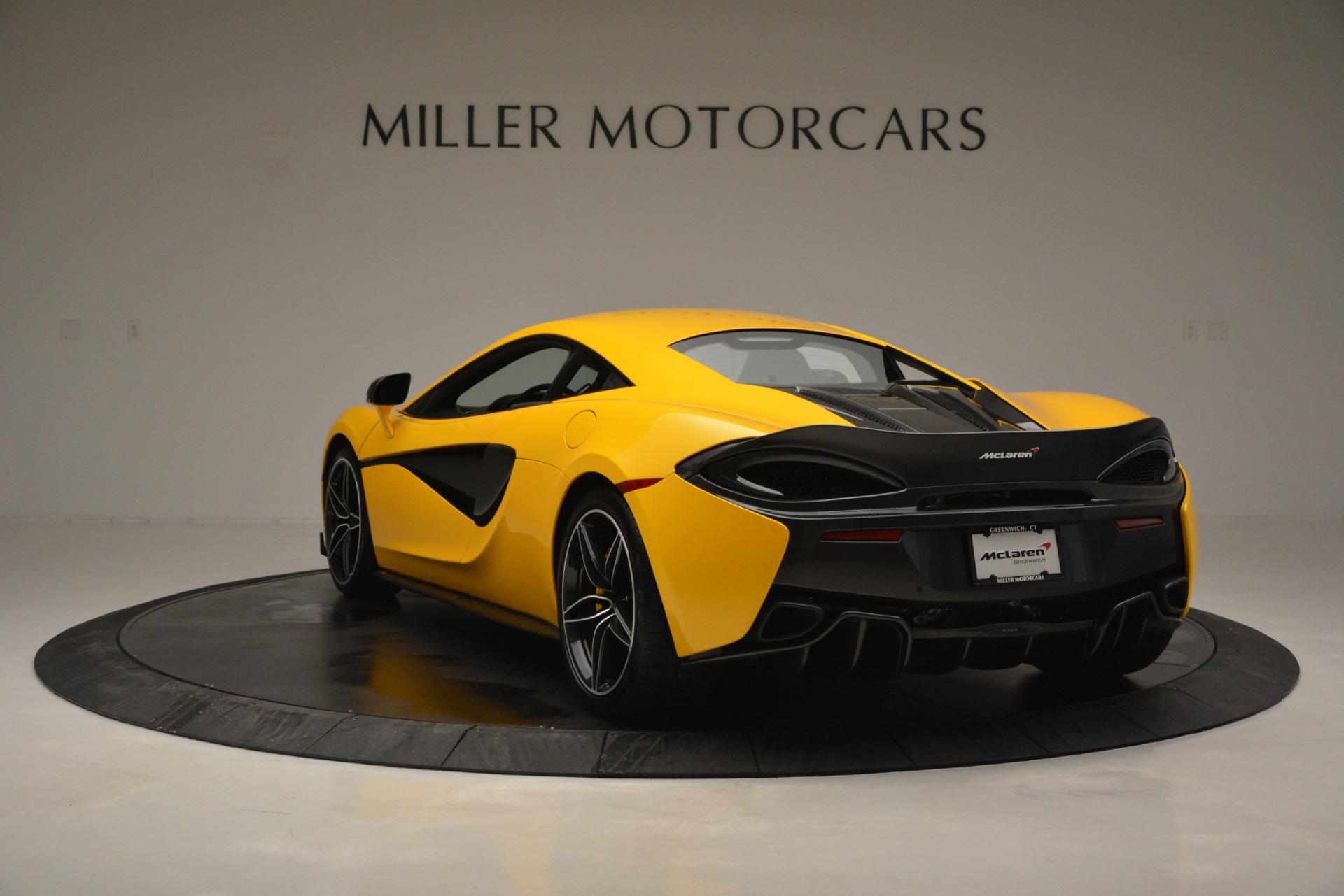 Used 2017 McLaren 570S  For Sale In Westport, CT 2843_p5