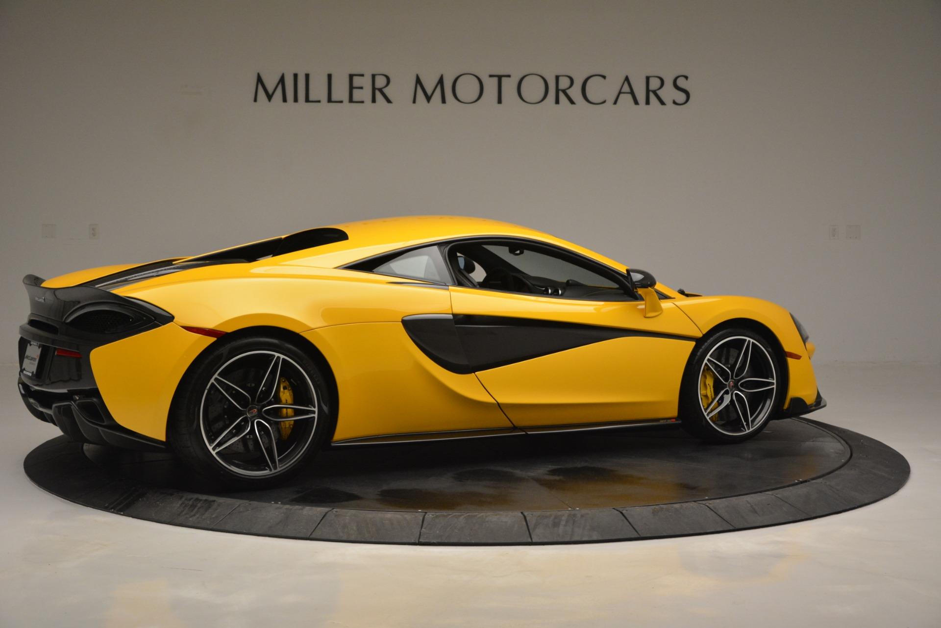 Used 2017 McLaren 570S  For Sale In Westport, CT 2843_p8