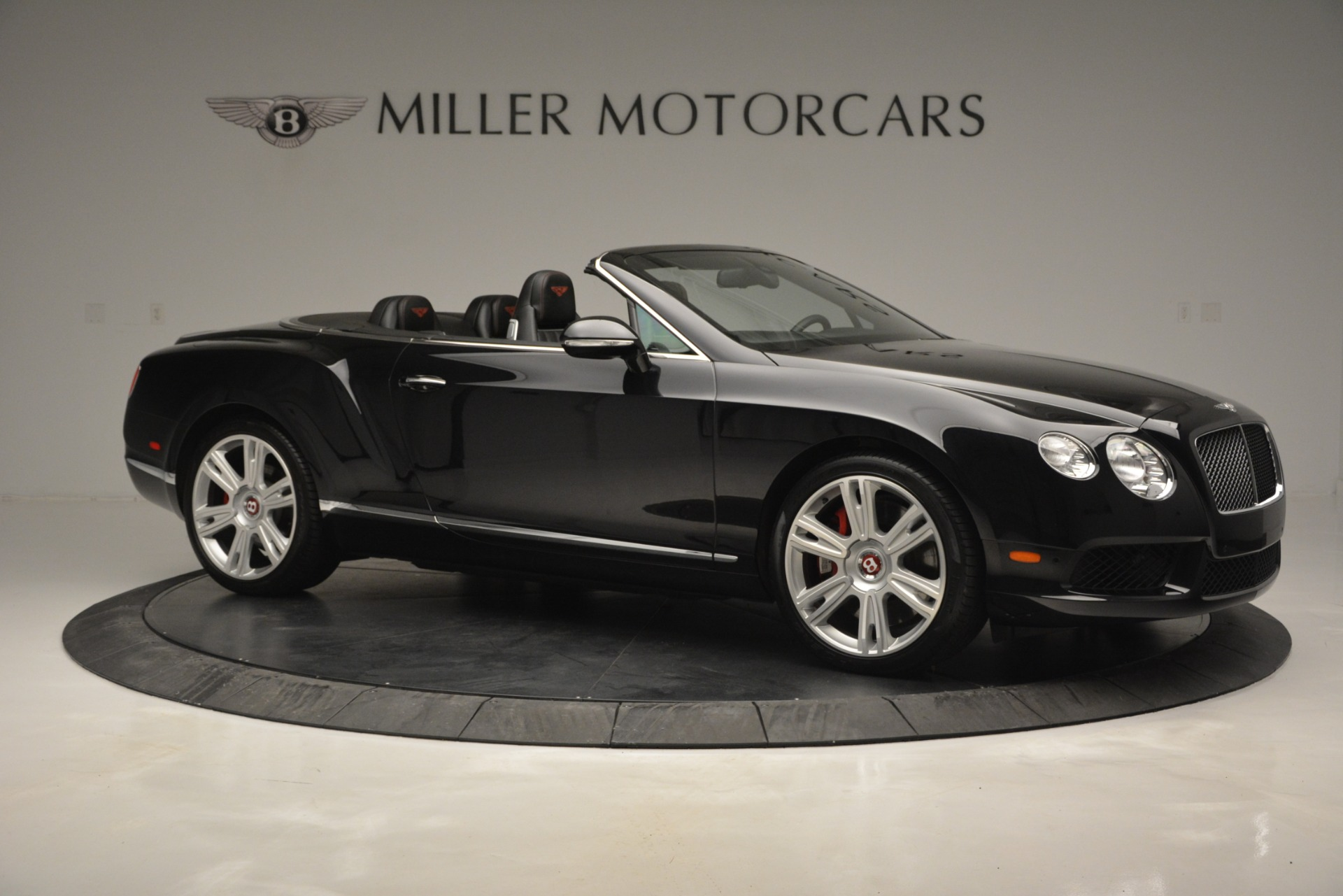 Used 2014 Bentley Continental GT V8 For Sale In Westport, CT 2844_p10
