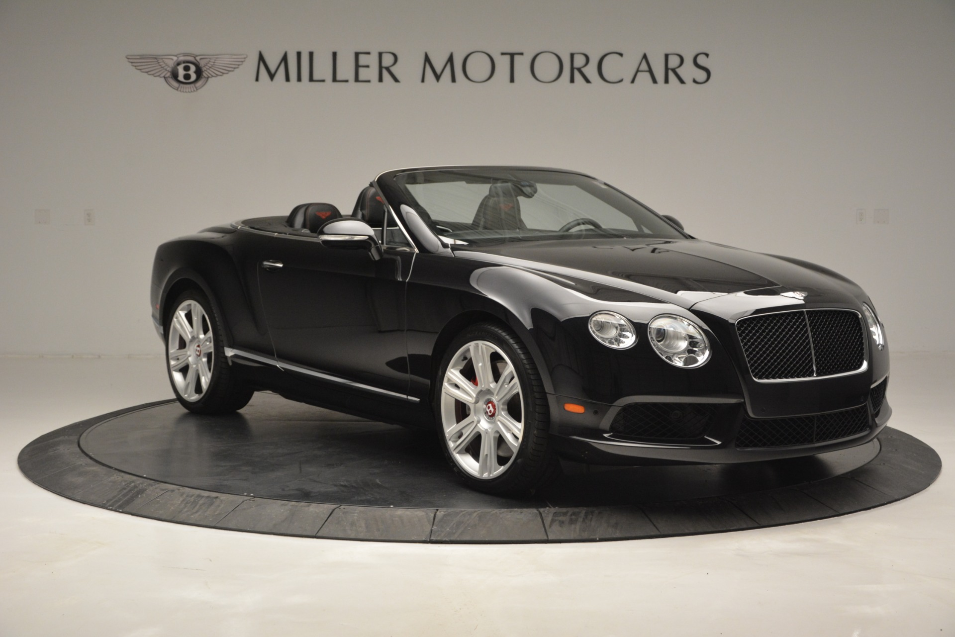 Used 2014 Bentley Continental GT V8 For Sale In Westport, CT 2844_p11