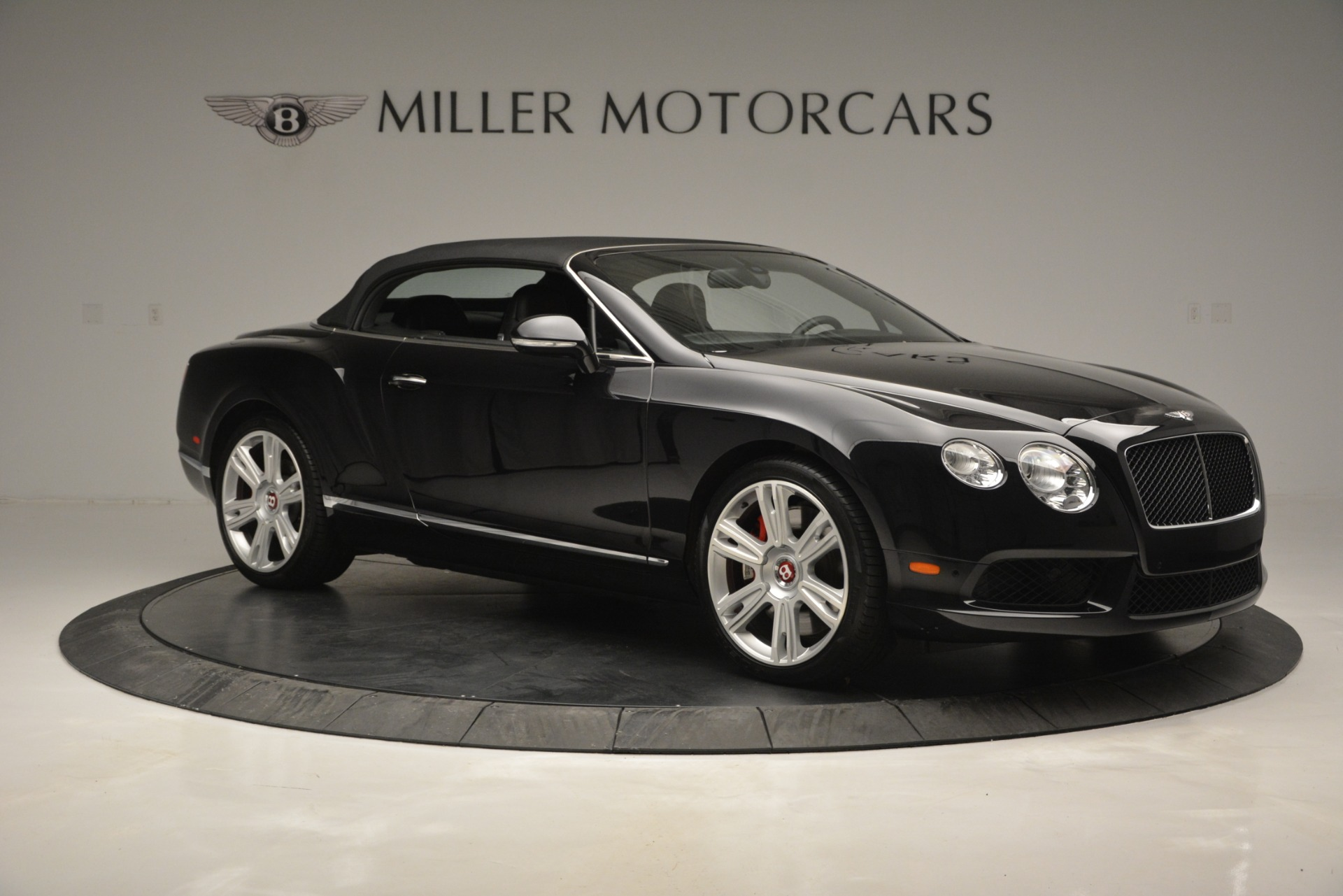 Used 2014 Bentley Continental GT V8 For Sale In Westport, CT 2844_p16