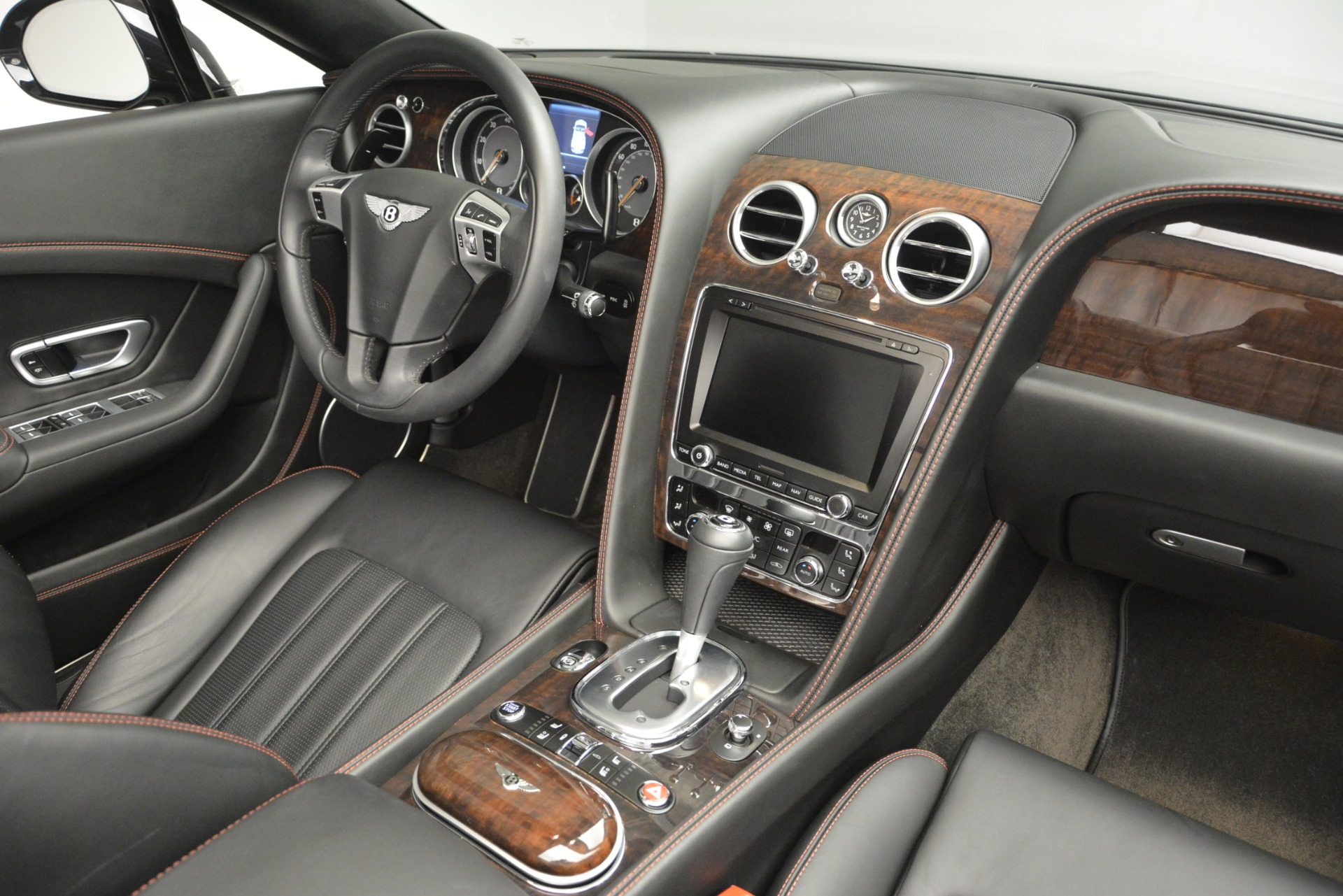 Used 2014 Bentley Continental GT V8 For Sale In Westport, CT 2844_p32
