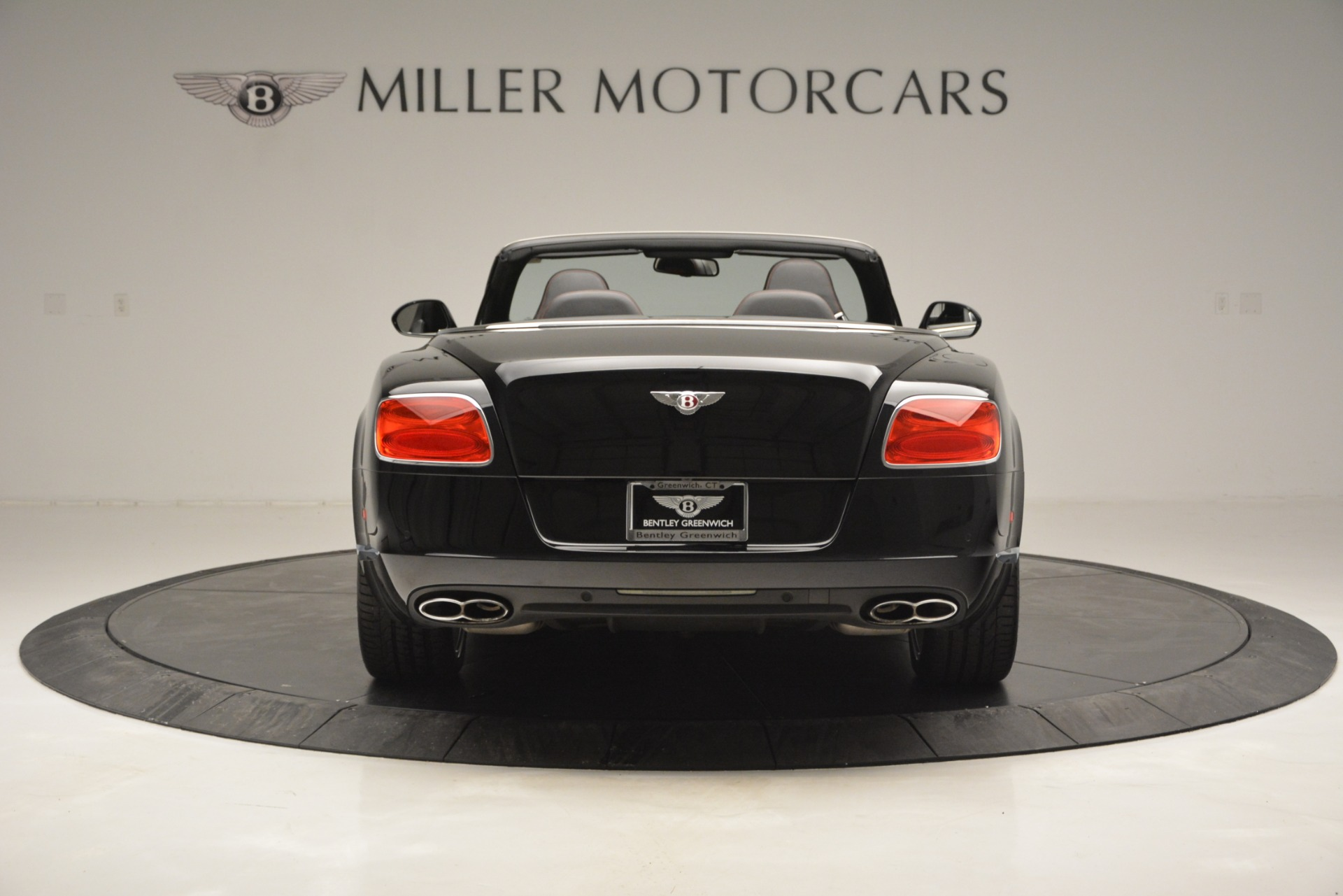 Used 2014 Bentley Continental GT V8 For Sale In Westport, CT 2844_p6