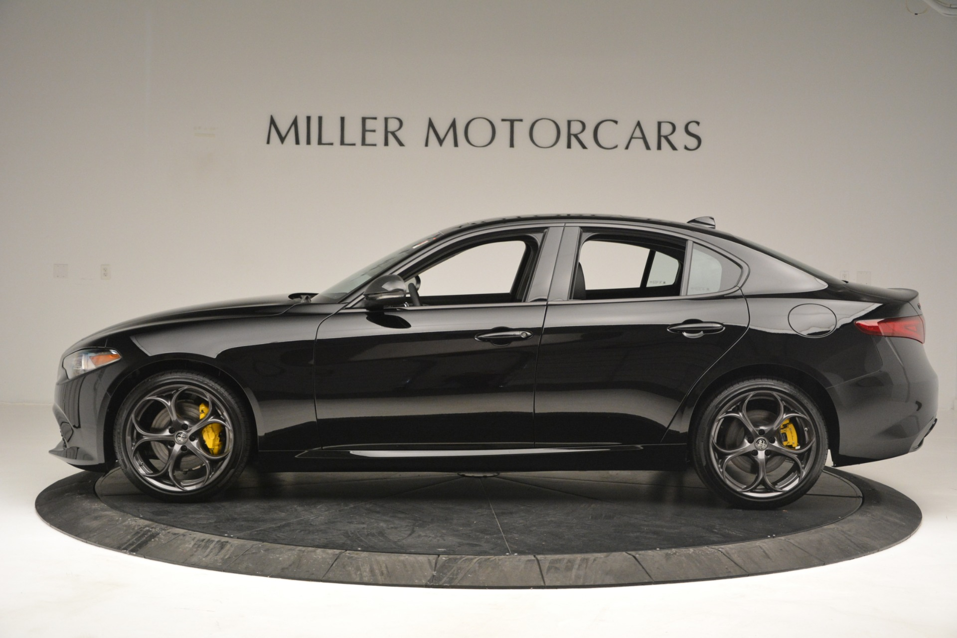 New 2019 Alfa Romeo Giulia Ti Q4 For Sale In Westport, CT 2847_p3