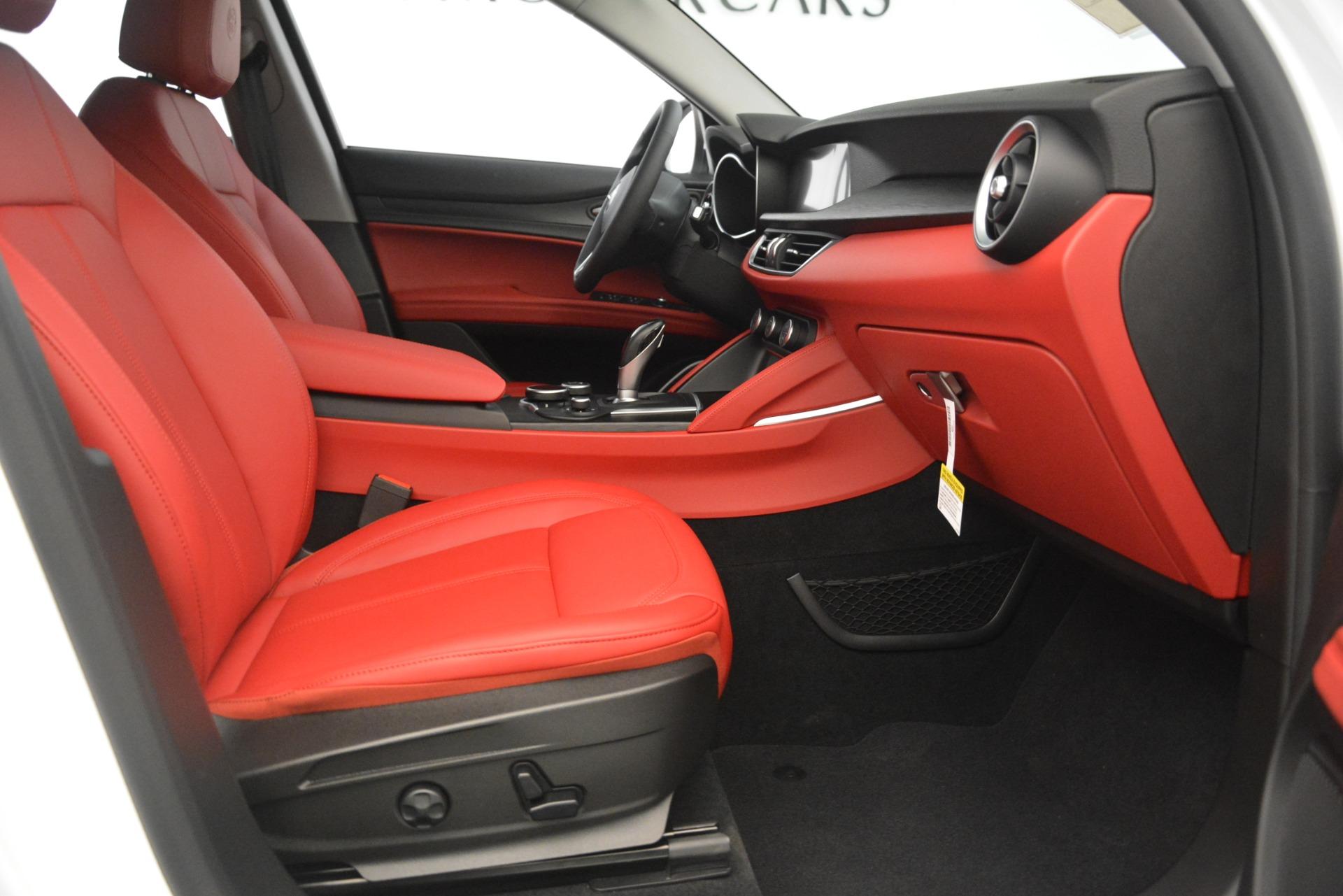 New 2019 Alfa Romeo Stelvio Q4 For Sale In Westport, CT 2849_p23