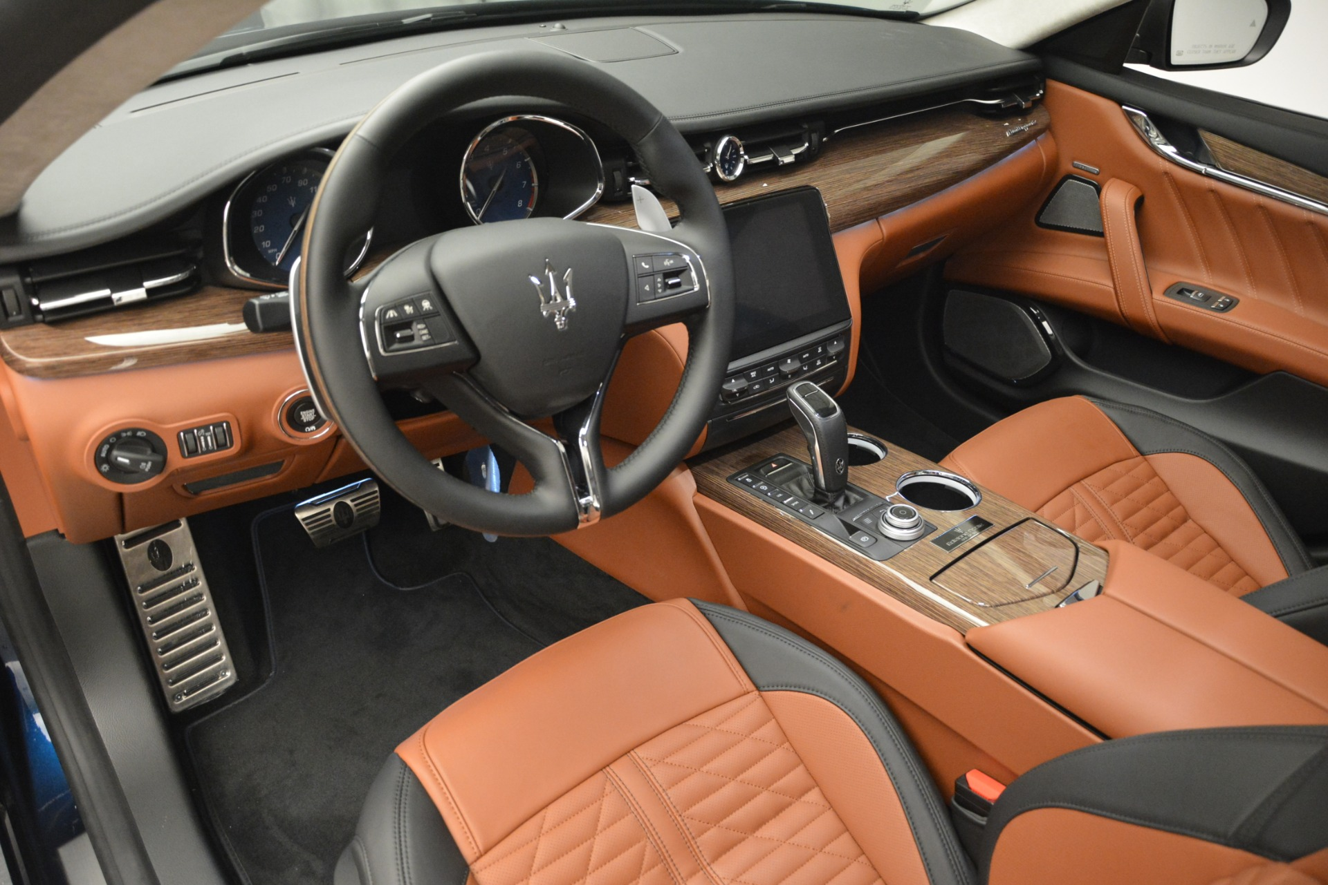 New 2019 Maserati Quattroporte S Q4 GranLusso Edizione Nobile For Sale In Westport, CT 2858_p19