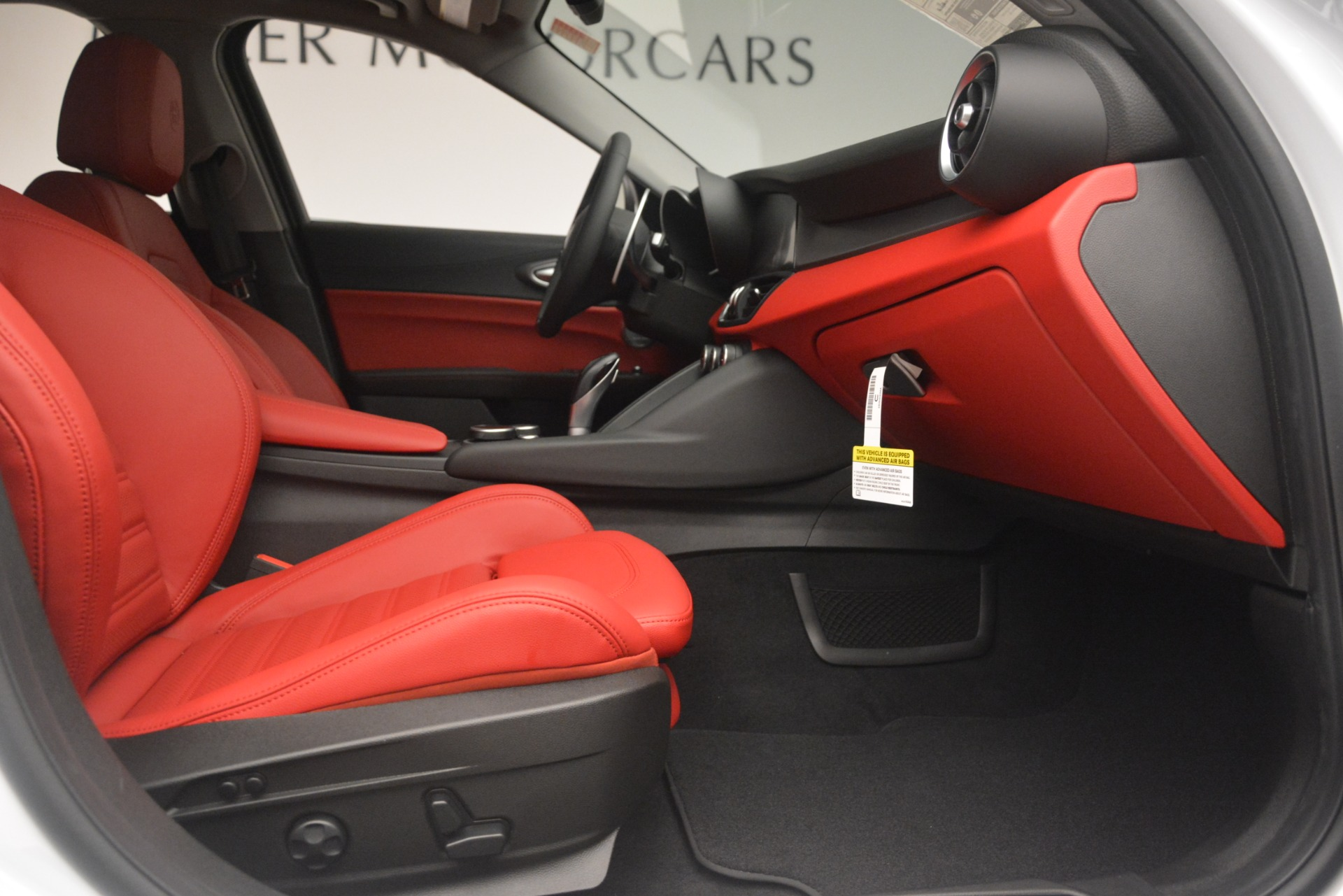 New 2019 Alfa Romeo Giulia Ti Sport Q4 For Sale In Westport, CT 2859_p23