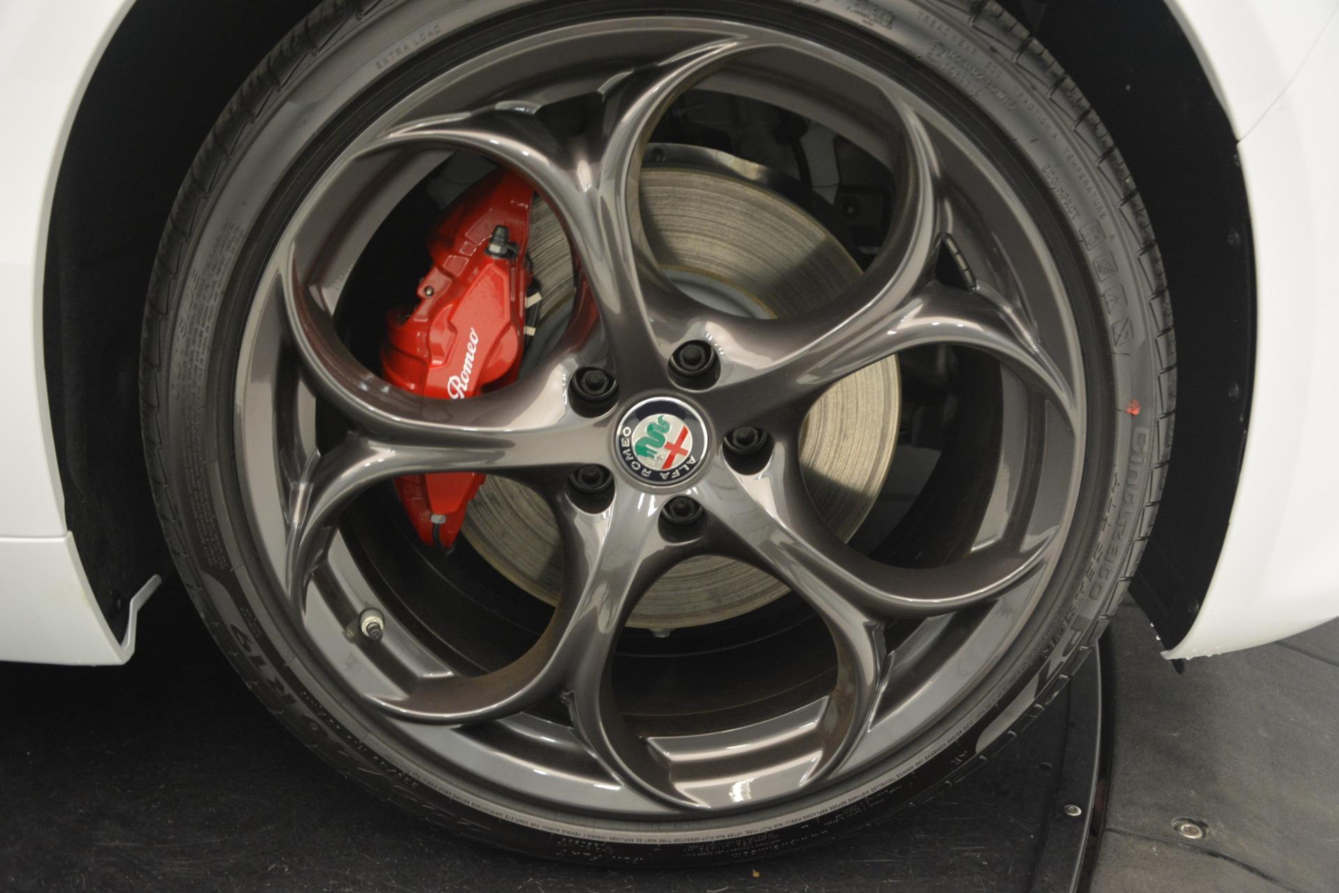 New 2019 Alfa Romeo Giulia Ti Sport Q4 For Sale In Westport, CT 2860_p25